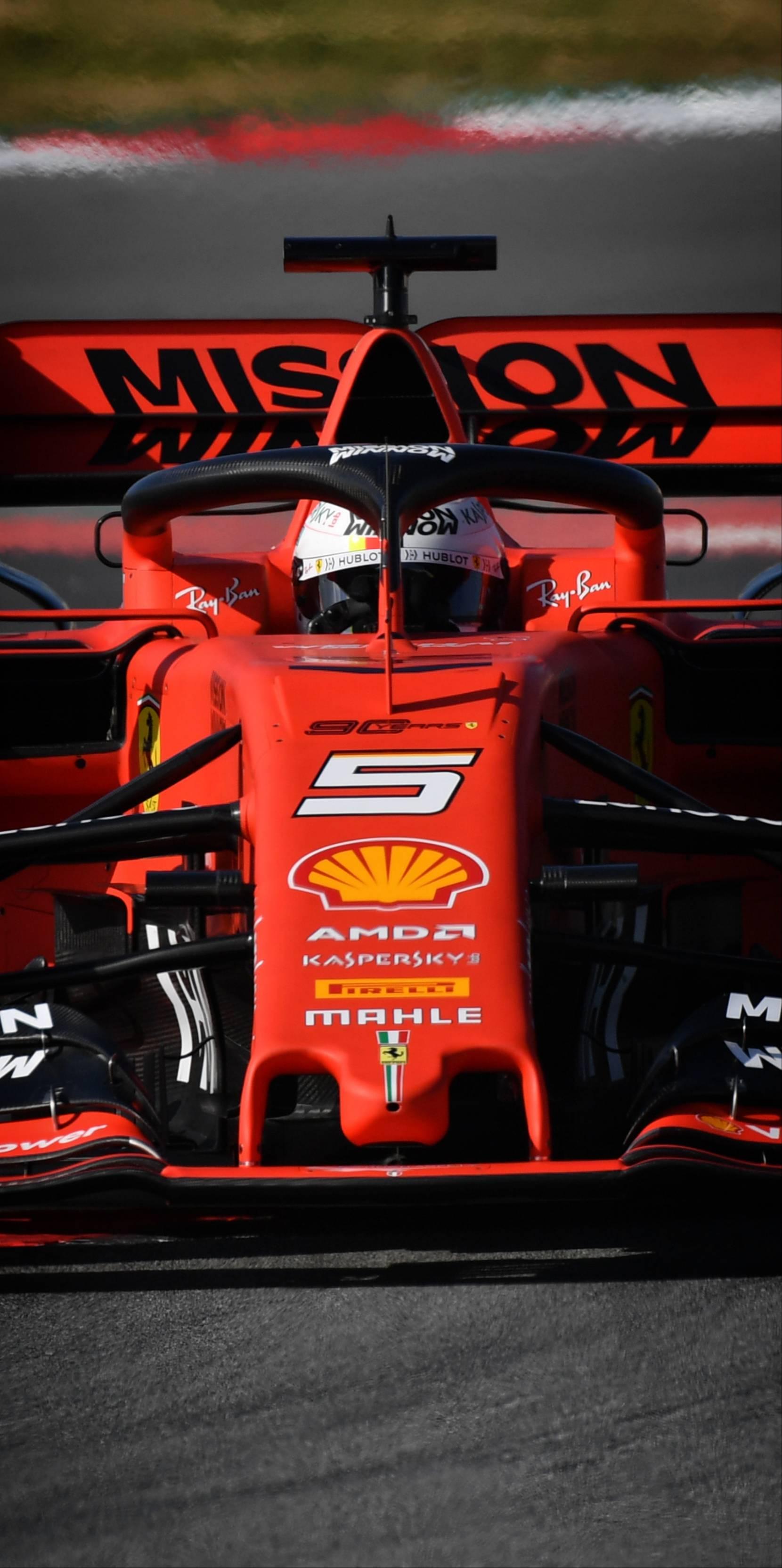 Ferrari Formula 1 Wallpapers Wallpaper Cave