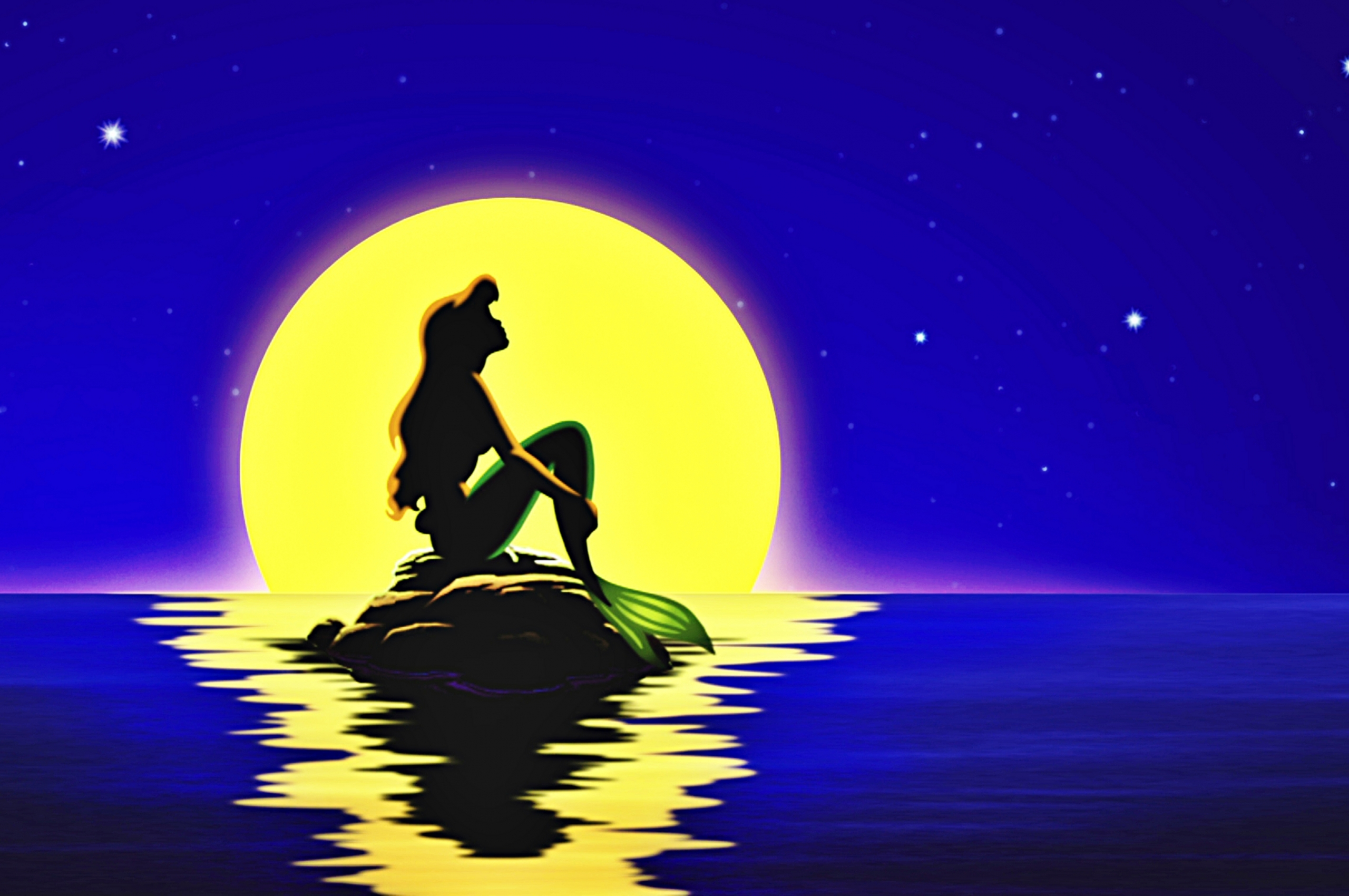 Little Mermaid Live Wallpapers Wallpaper Cave
