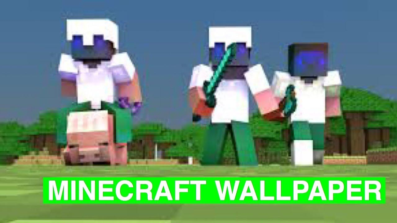 Minecraft Villager Skins Wallpapers Wallpaper Cave