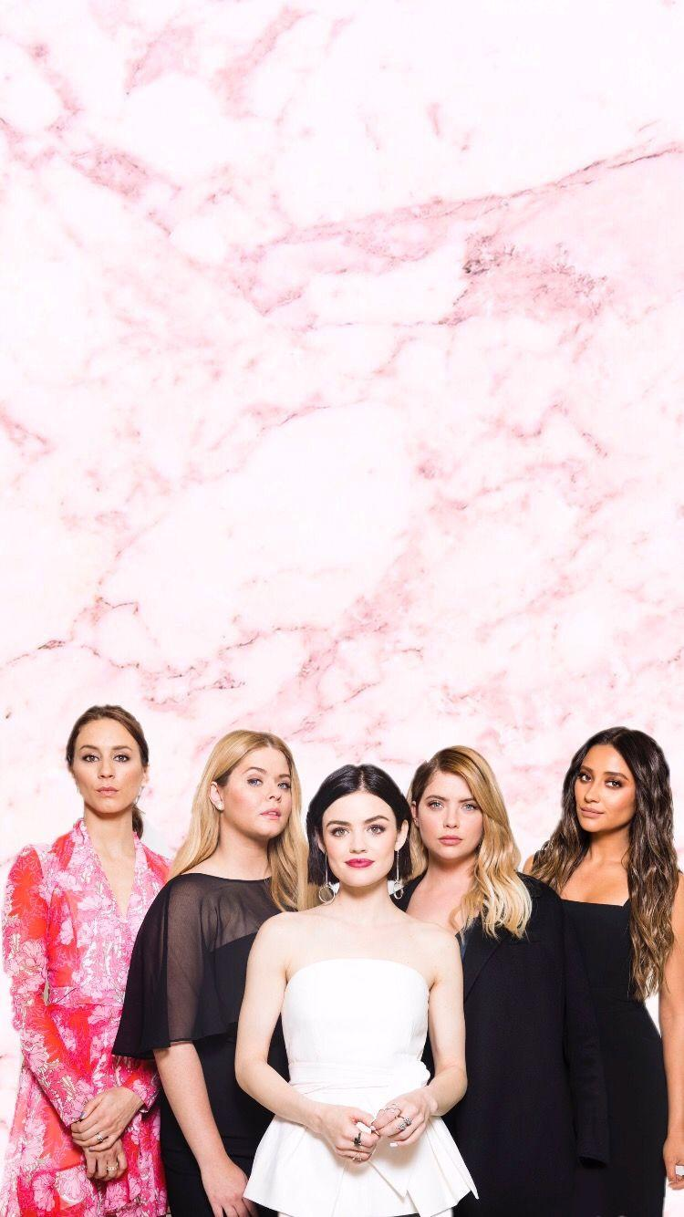 Pretty Little Liars Iphone Wallpapers Wallpaper Cave