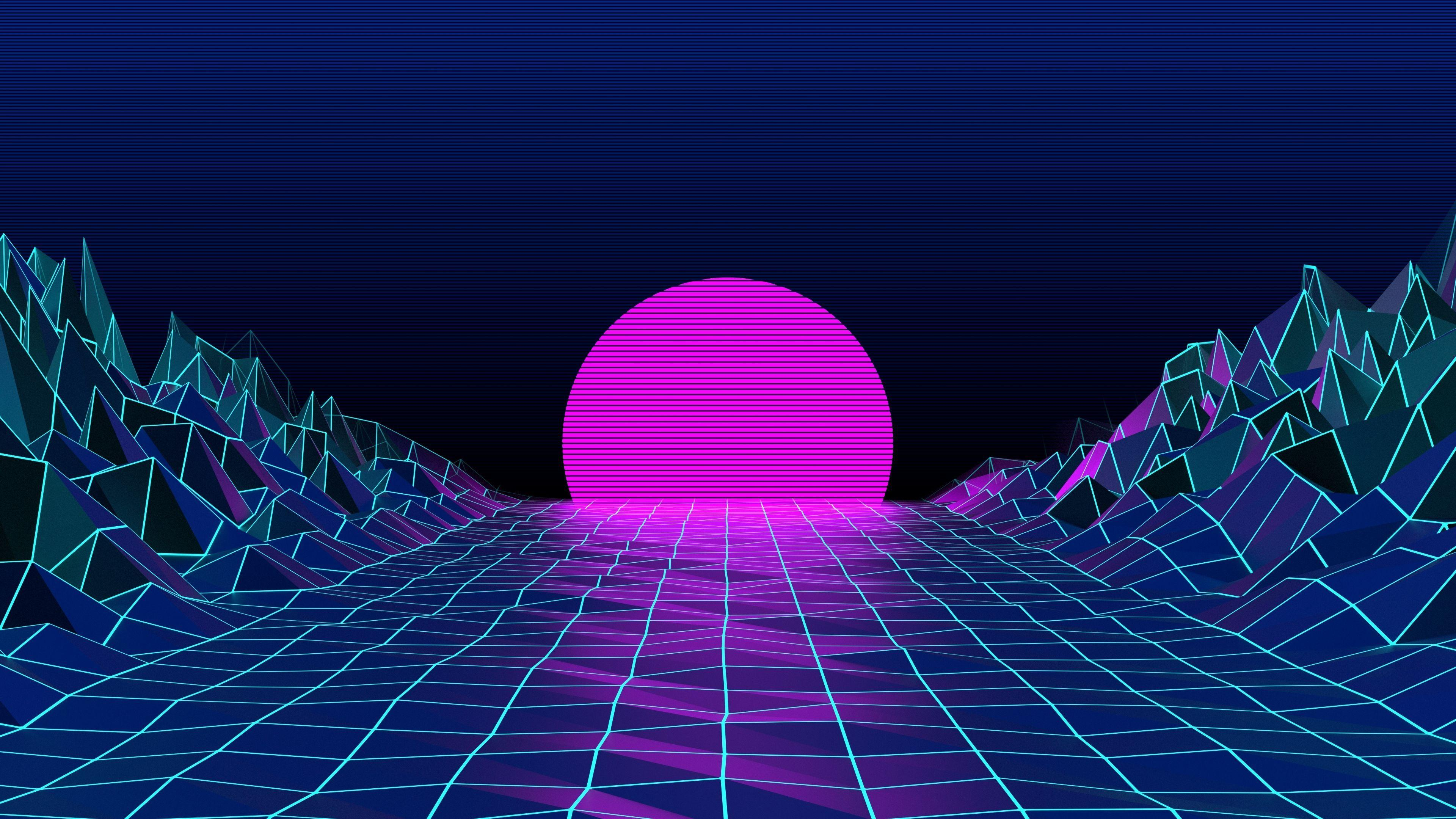 Trippy Aesthetic Computer Wallpapers Wallpaper Cave