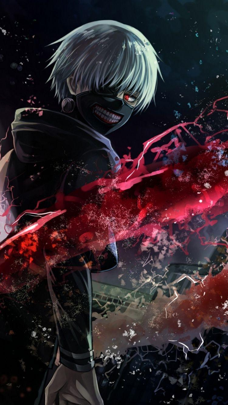 Tokyo Ghoul Amoled Wallpapers Wallpaper Cave