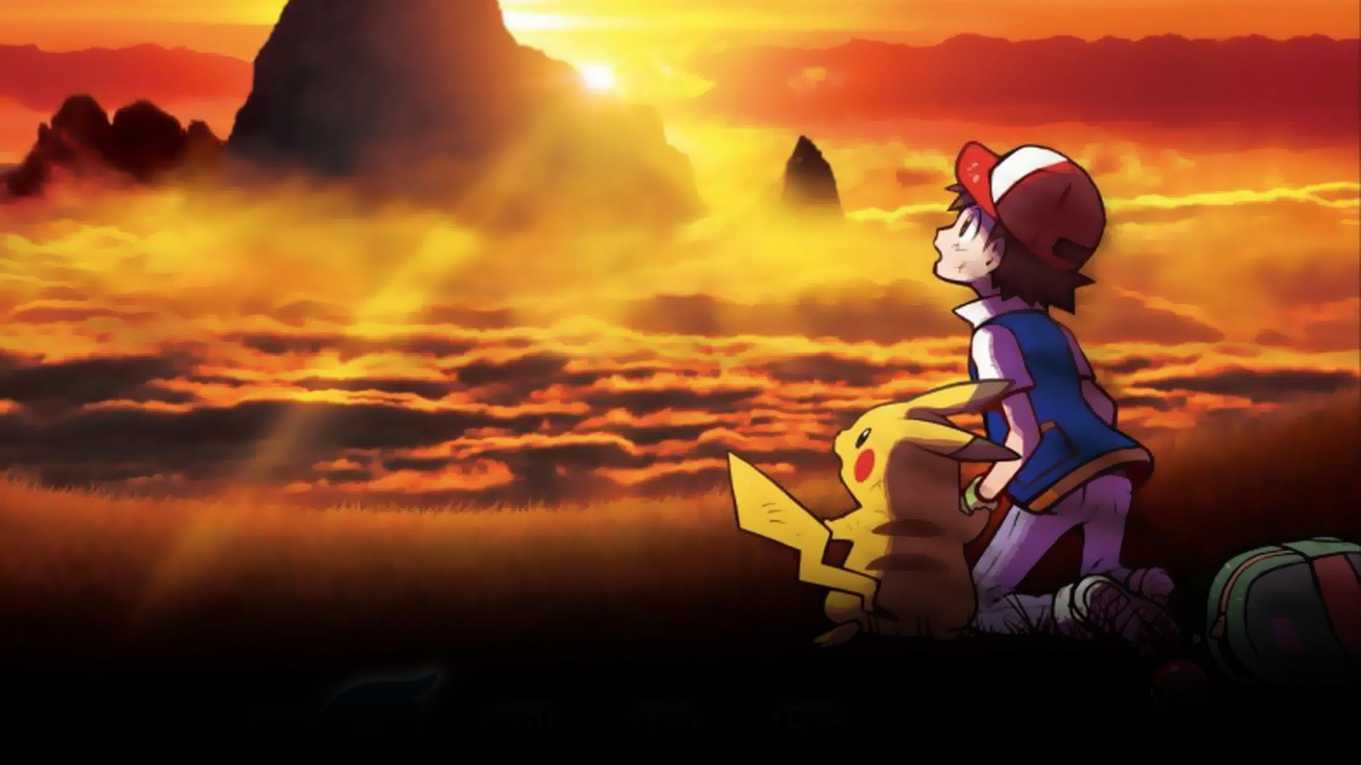 Pokemon The Movie I Choose You Wallpapers Wallpaper Cave