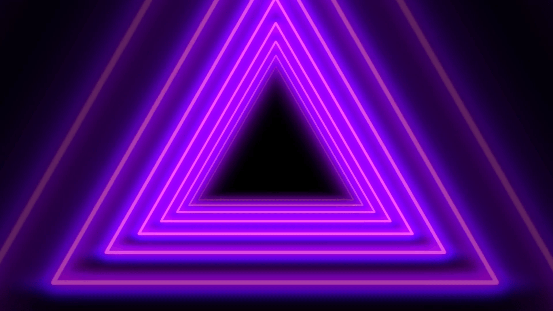 Neon Triangle Wallpapers - Wallpaper Cave