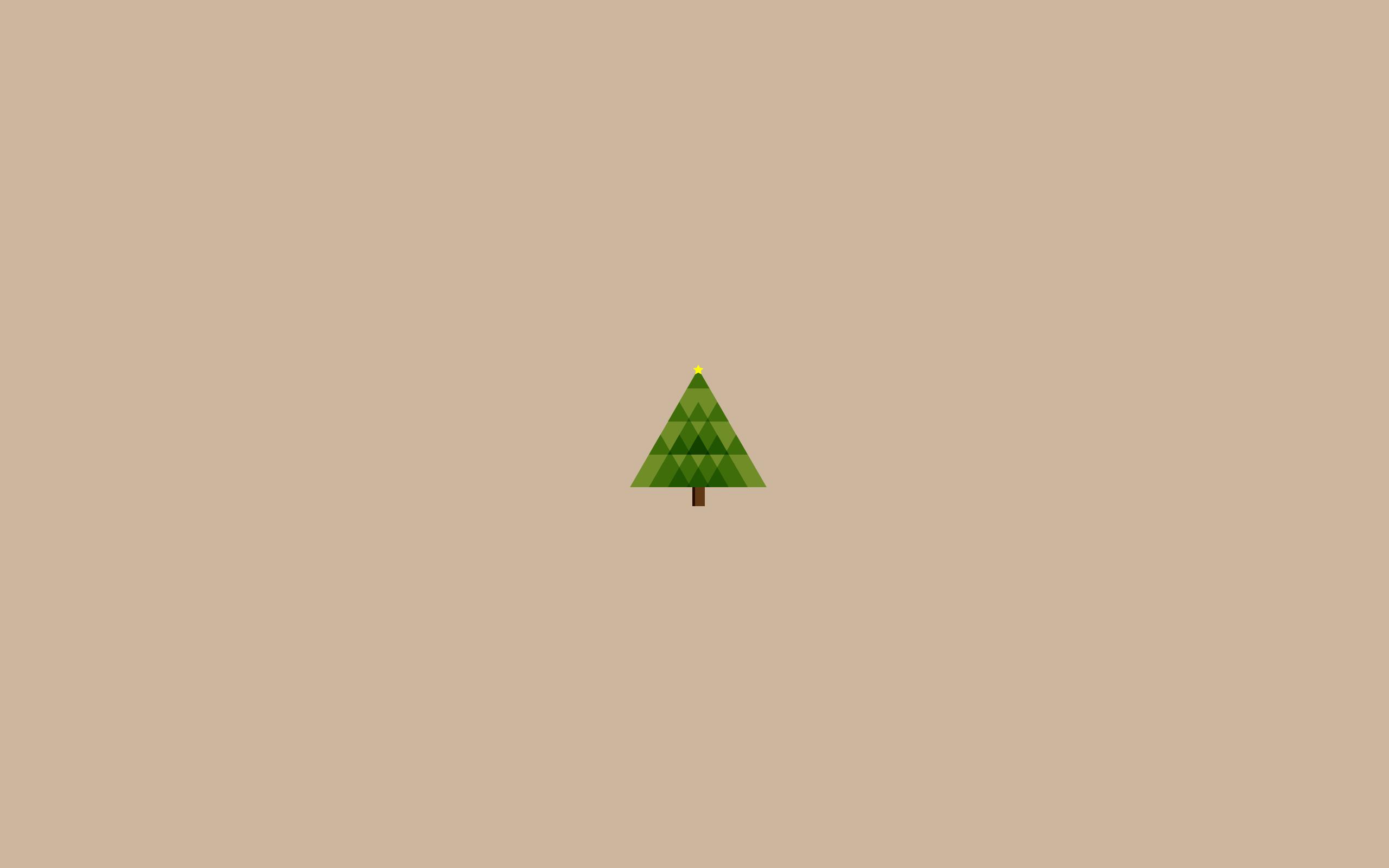 Minimal Christmas Wallpapers - Wallpaper Cave