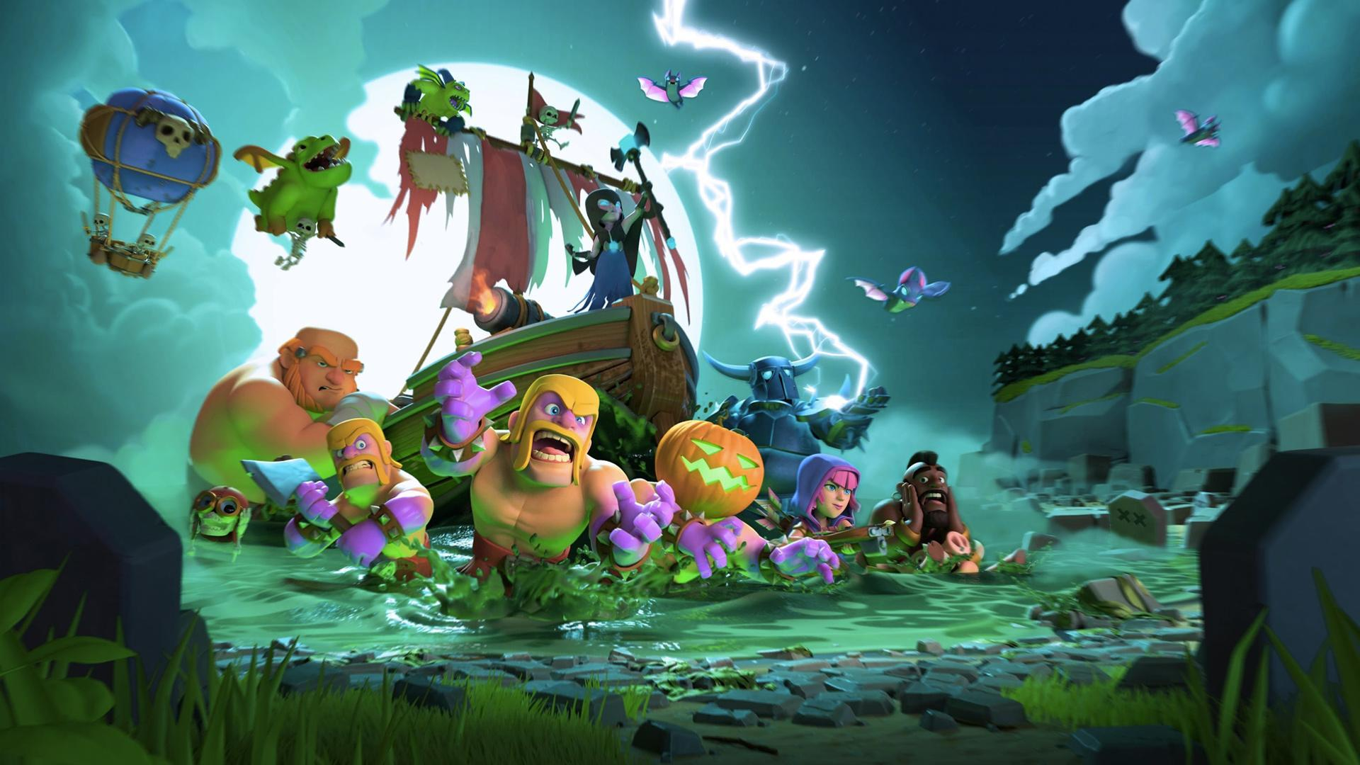 Clash of Clans Wallpapers Download now FREE