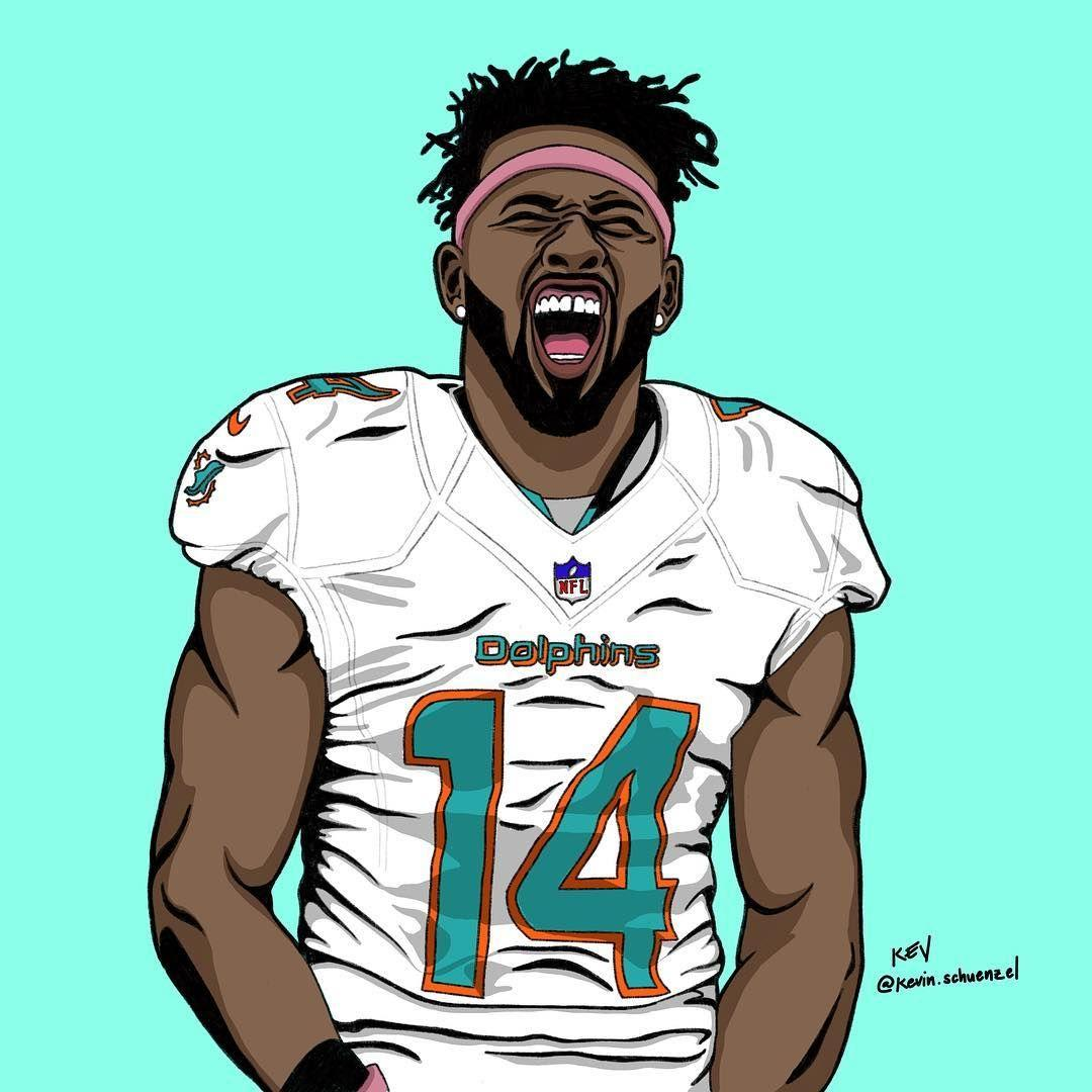 Cartoon NFL Players Wallpapers