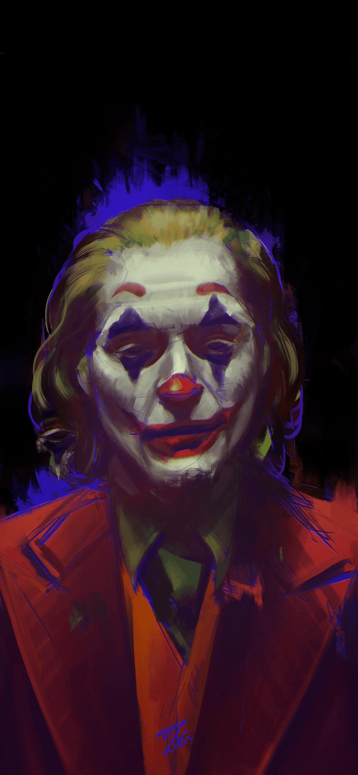 Joker For Phone Wallpapers Wallpaper Cave