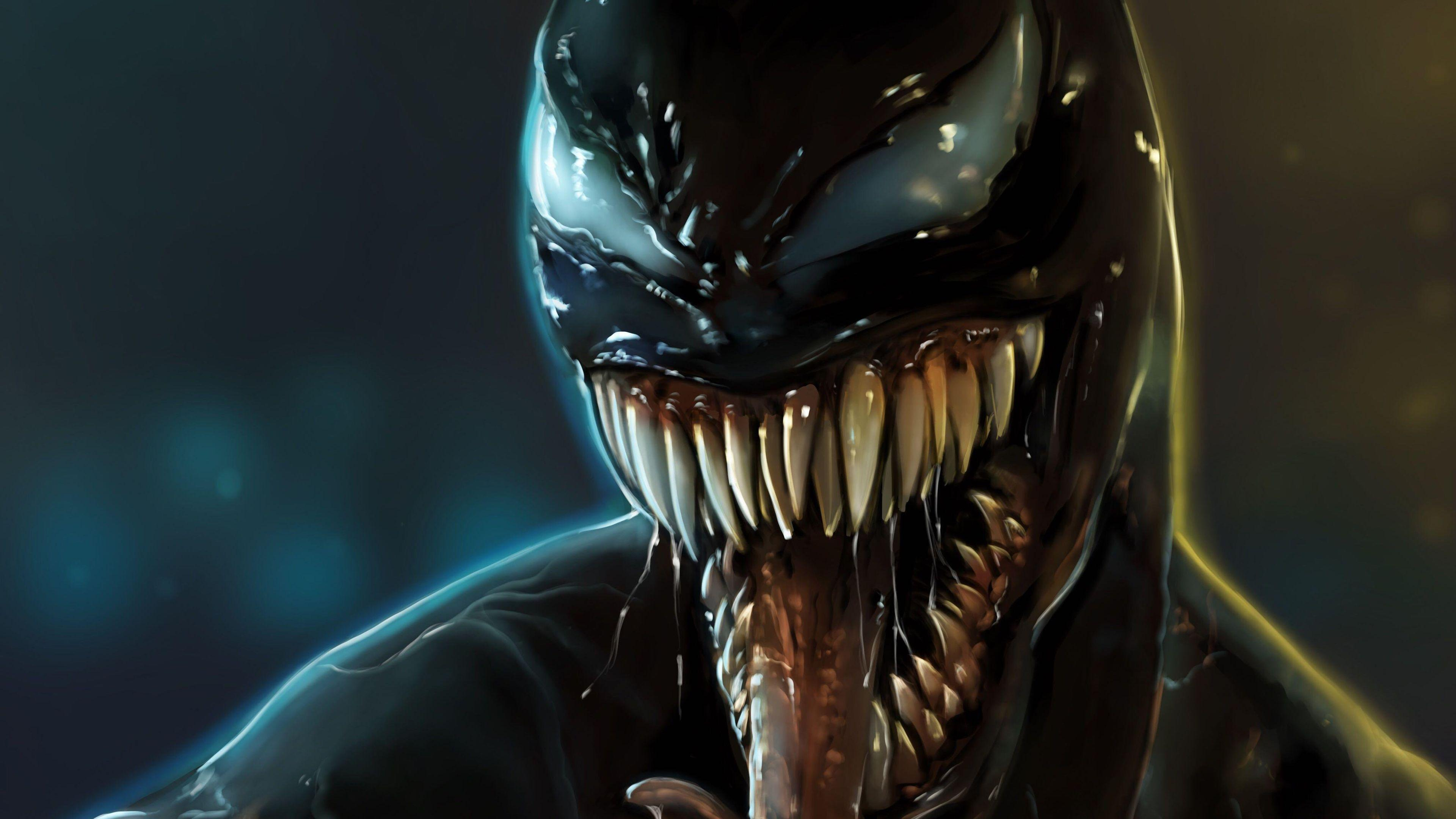 Wallpapers 4k Venom 4k Digital Arts 4k