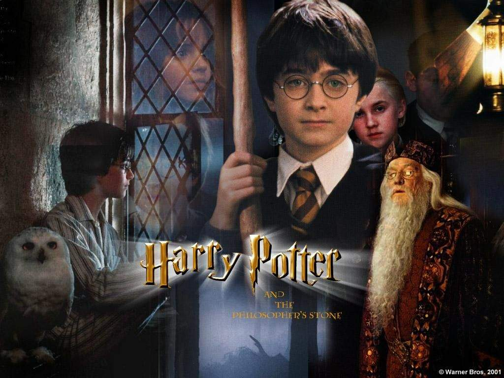 Harry Potter And The Philosophers Stone Wallpapers