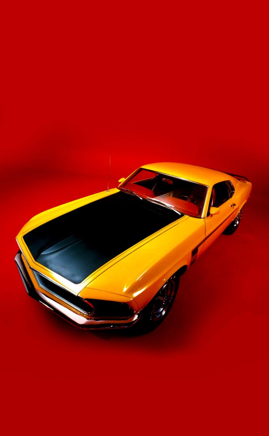 HD Mustang Android Wallpapers - Wallpaper Cave