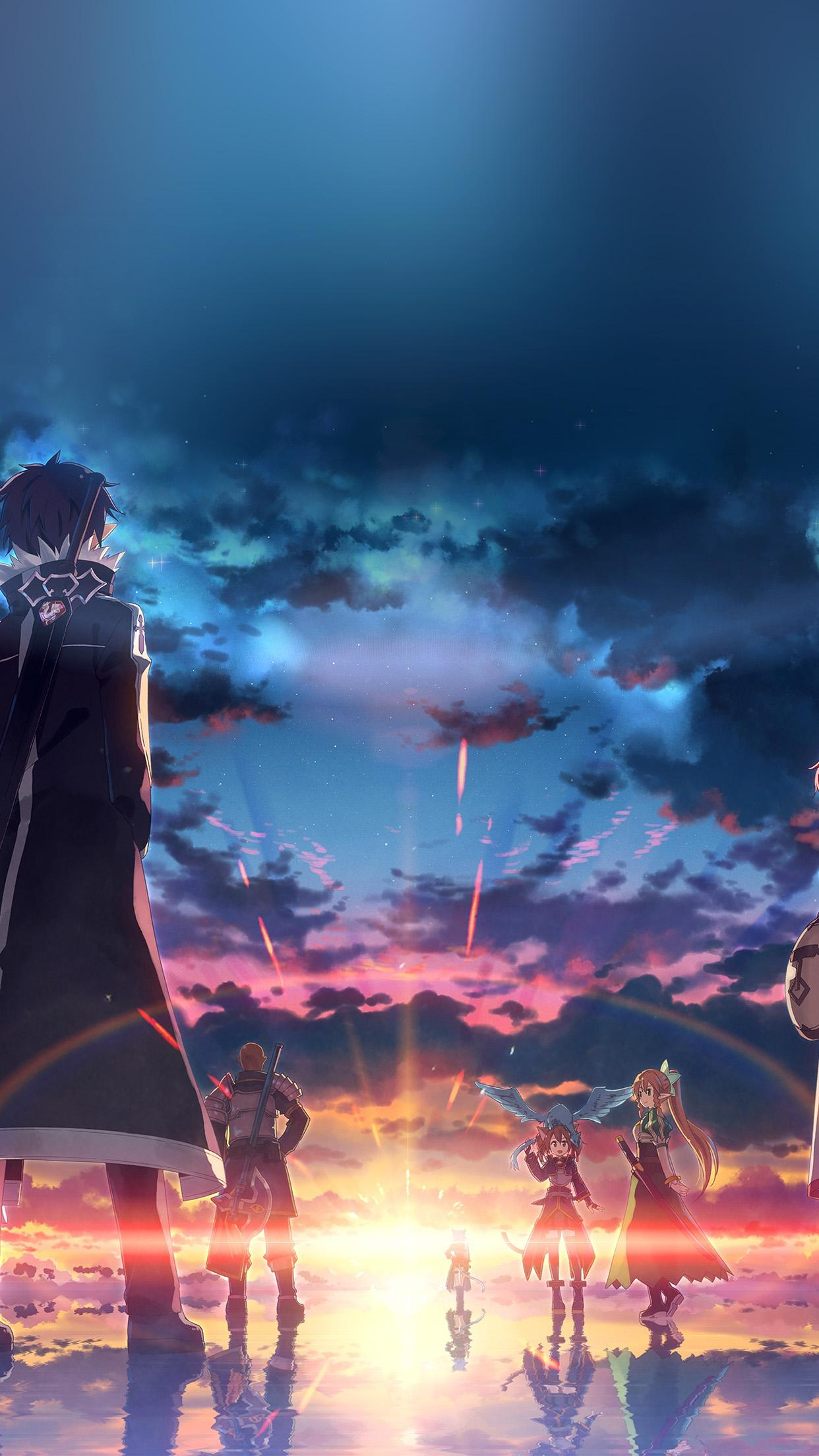 Android Anime Hd Wallpapers Wallpaper Cave