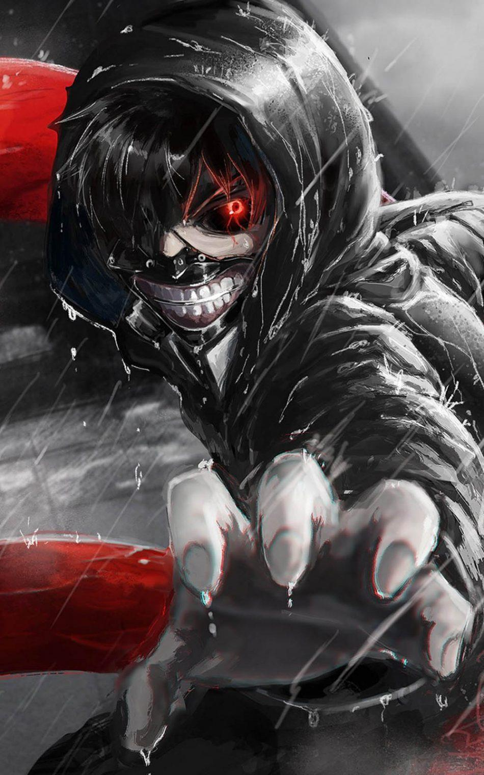 Anime HD Tokyo Ghoul Android Wallpapers - Wallpaper Cave