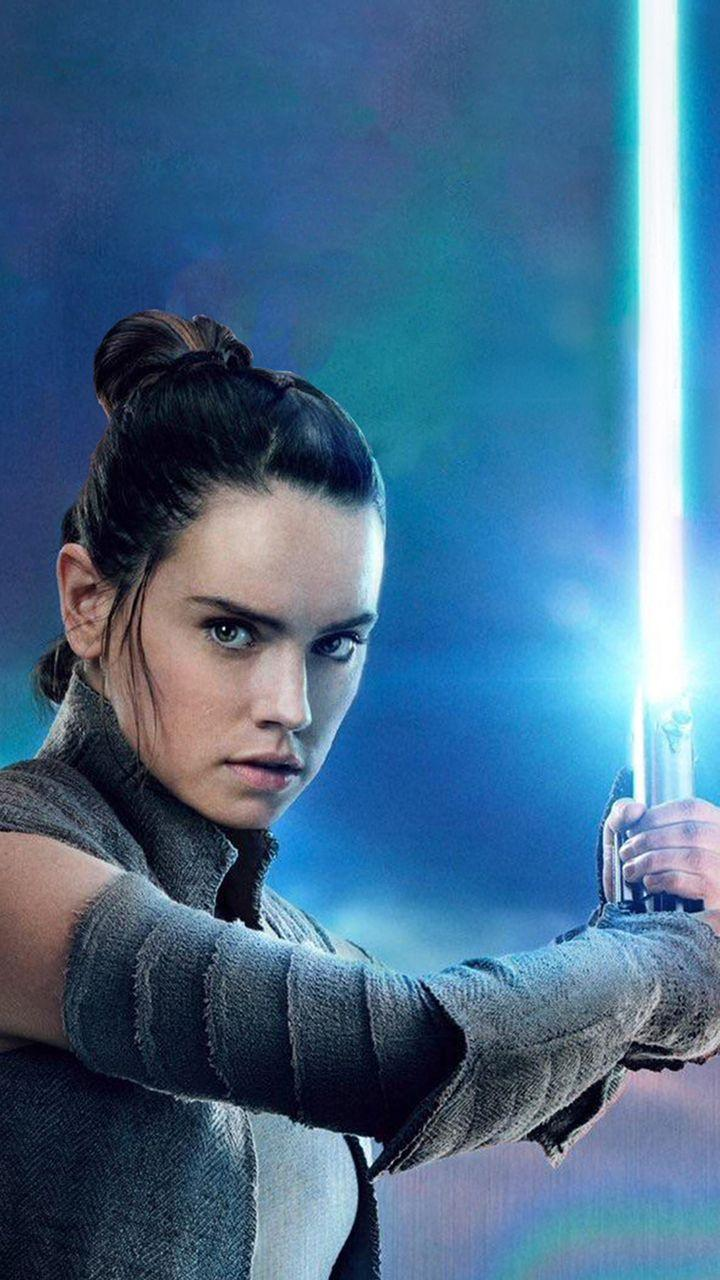 Star Wars Rey Hd Mobile Wallpapers Wallpaper Cave