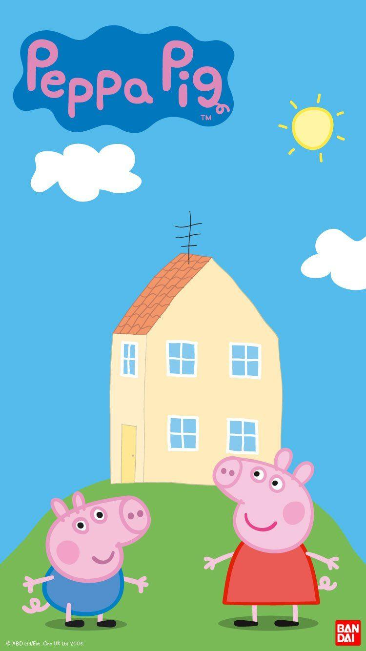 Peppa Pig Thrasher Wallpapers - Wallpaper Cave