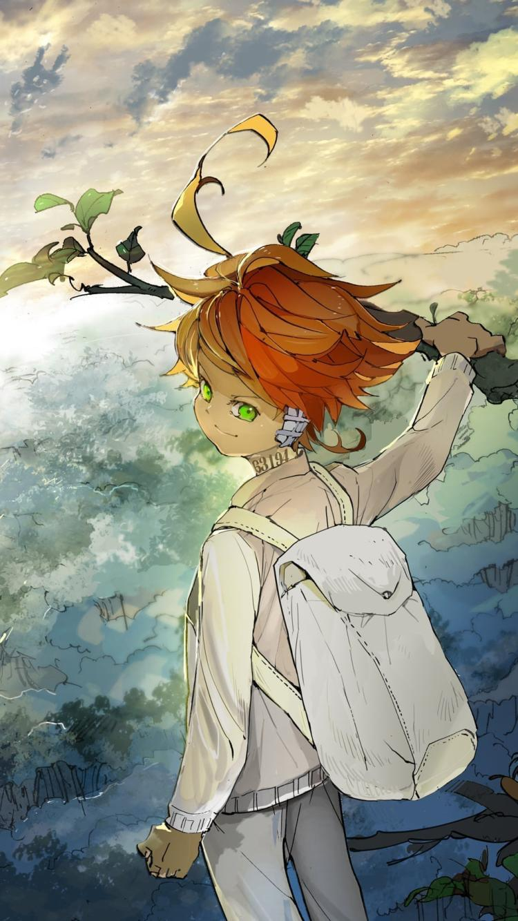 Anime / The Promised Neverland Mobile Wallpapers