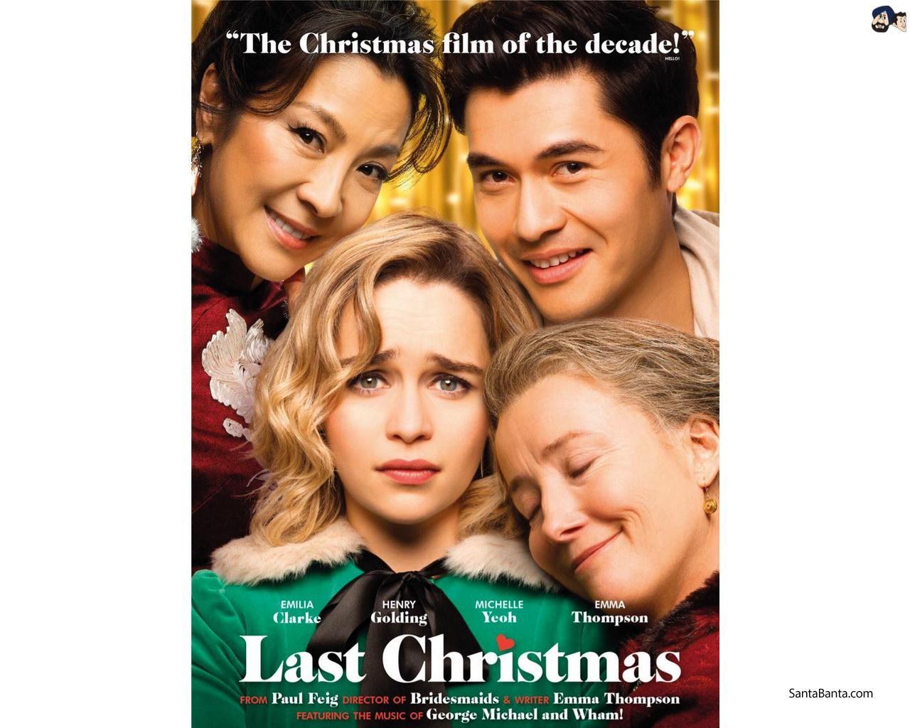 Last Christmas Movie 2019 Wallpapers