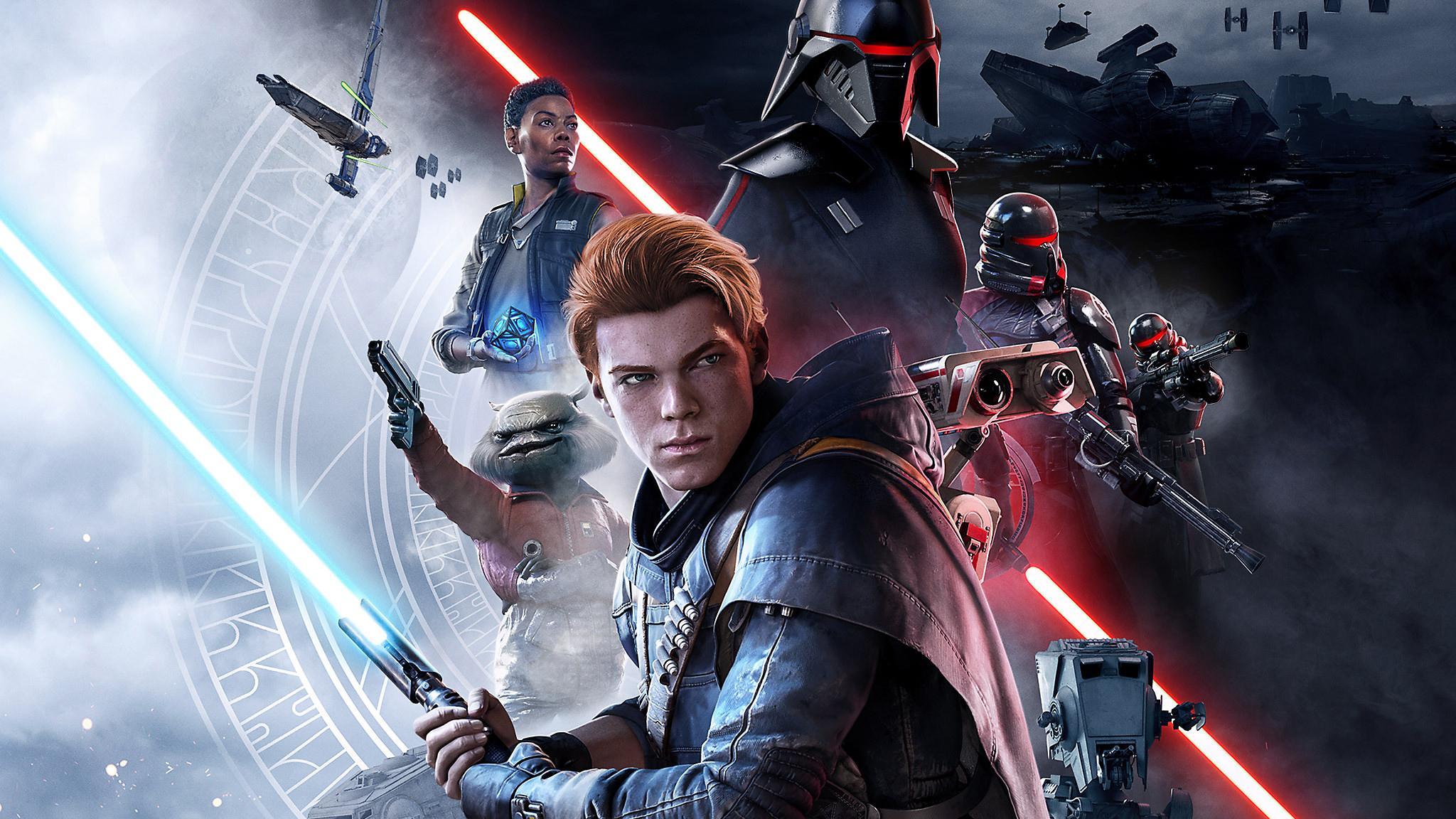 Star Wars Jedi Fallen Order Hd Wallpapers Wallpaper Cave