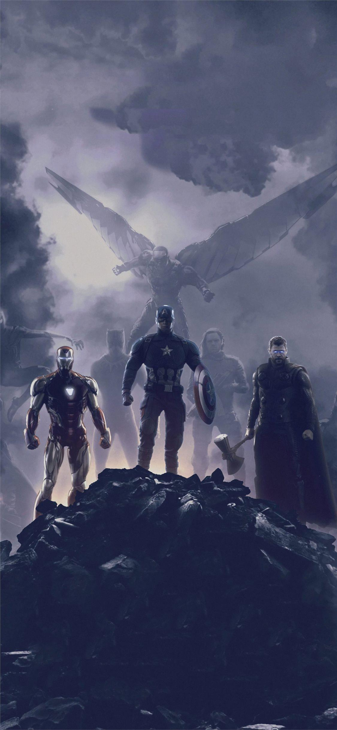 Avengers Endgame Final Battle Wallpapers - Wallpaper Cave