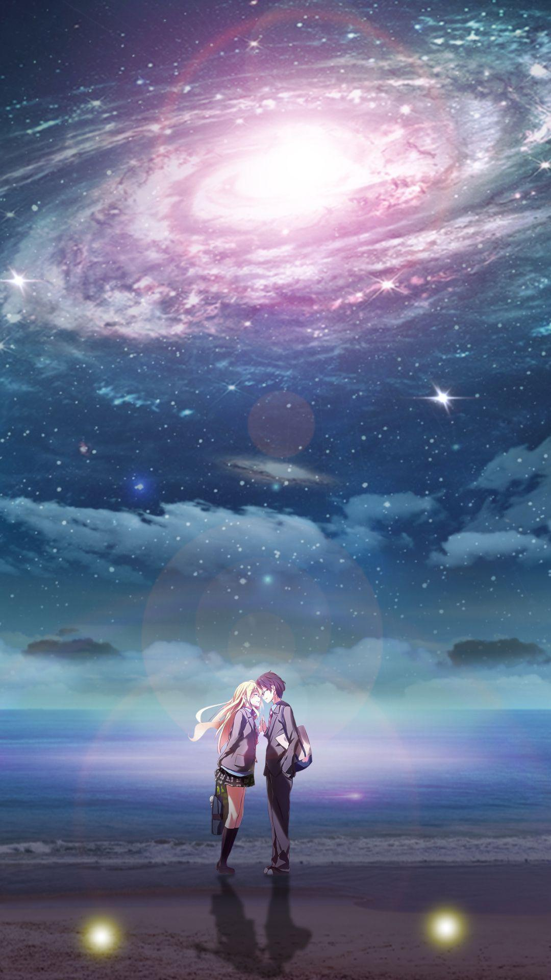 Iphone Your Lie In April Wallpapers Wallpaper Cave