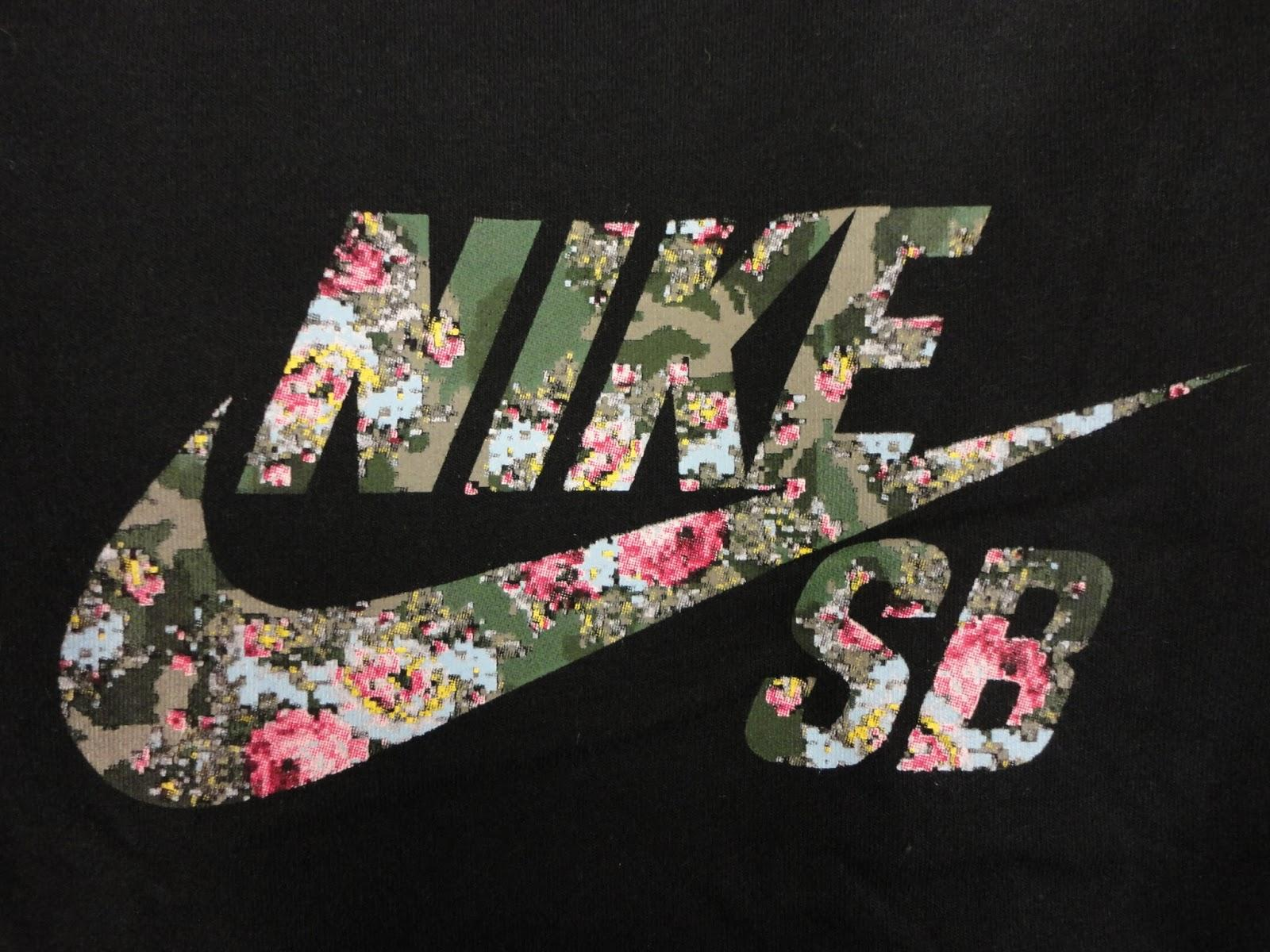 Floral Nike Desktop Wallpapers Wallpaper Cave
