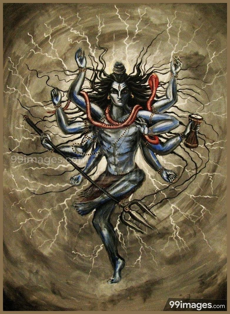 Lord Shiva Iphone Wallpapers Wallpaper Cave