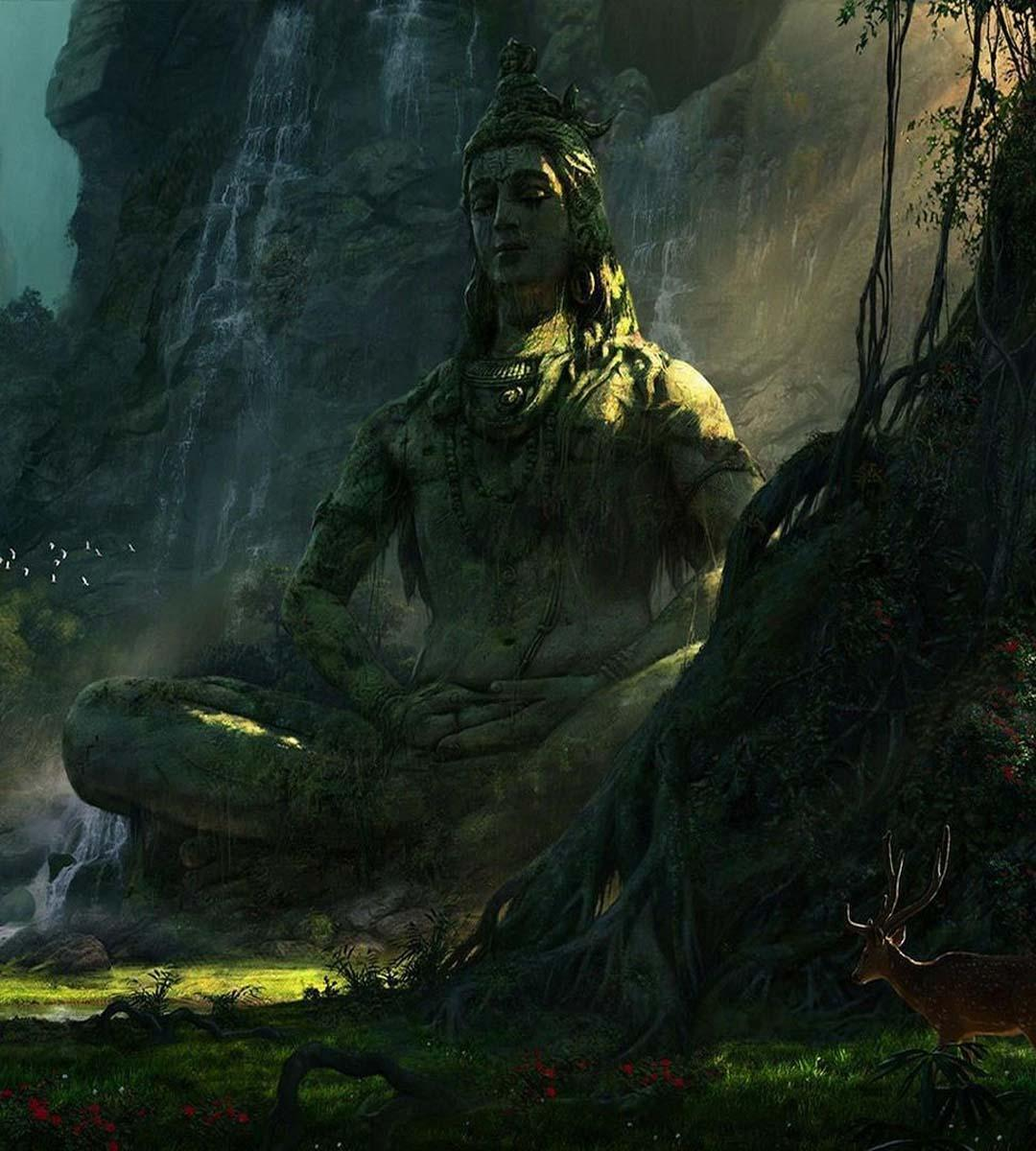 Lord Shiva Mobile Wallpapers - Wallpaper Cave