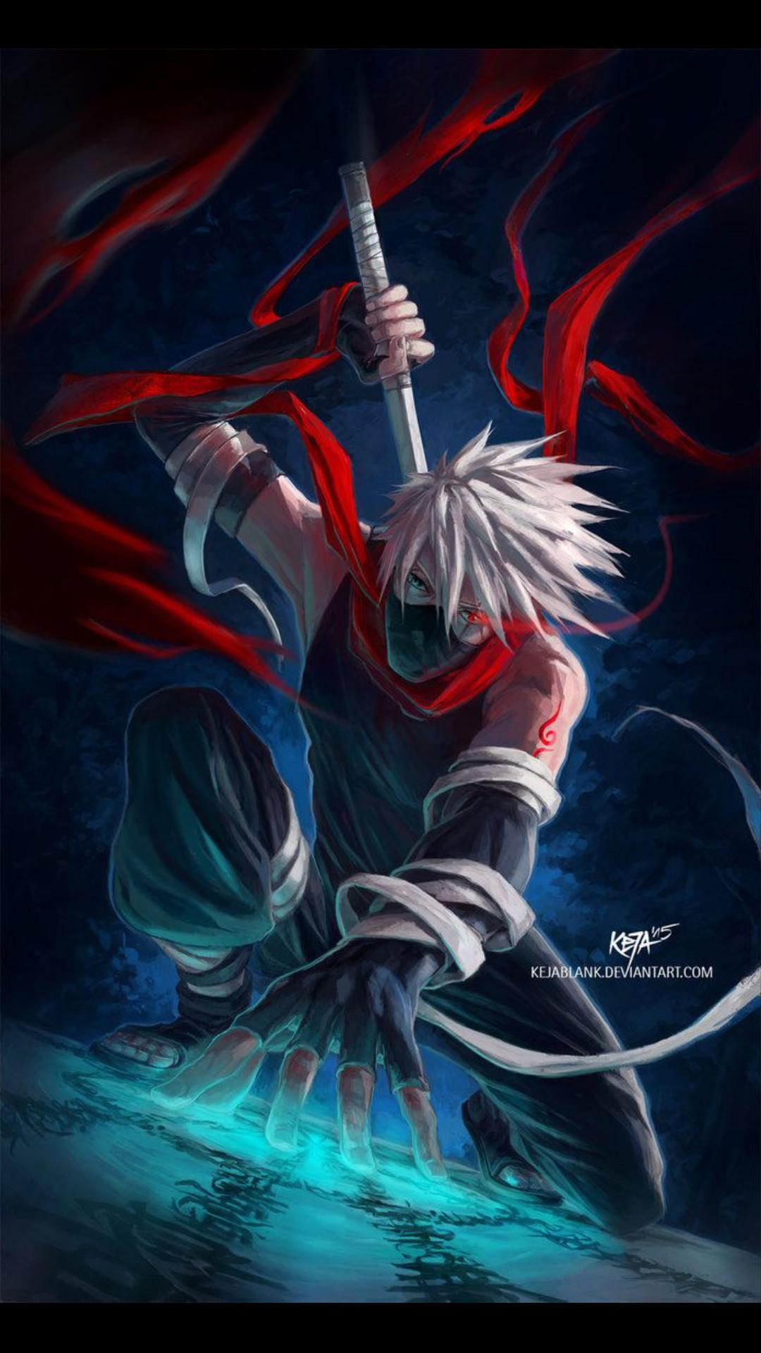 67+ Kakashi Iphone Wallpapers