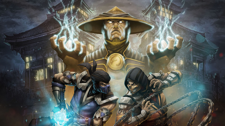 Mortal Kombat 11 Game Wallpapers Wallpaper Cave