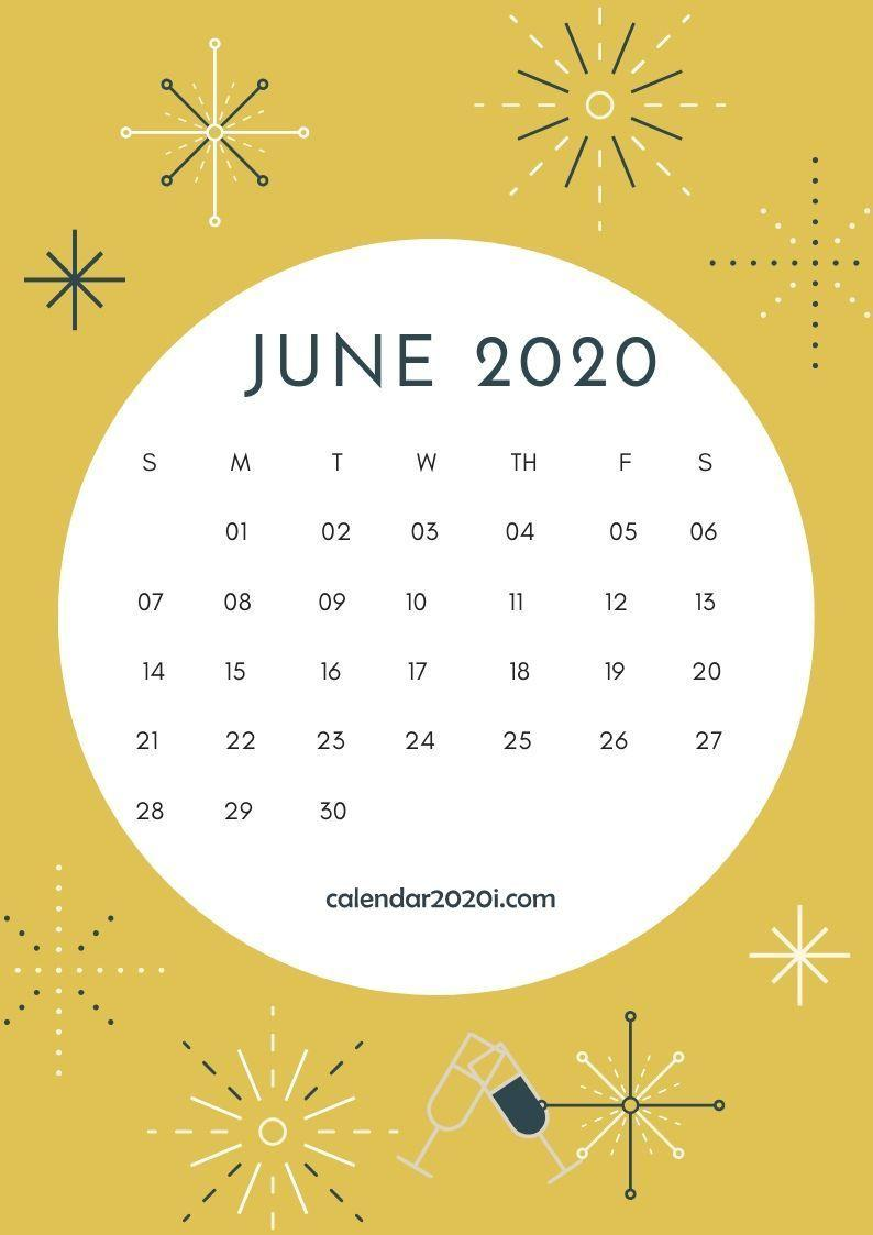 June Games With Gold 2020.June 2020 Calendar Wallpapers Wallpaper Cave