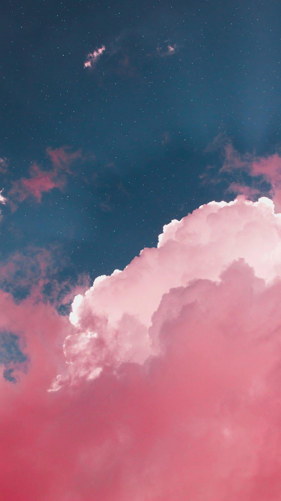 Pink cloud wallpapers
