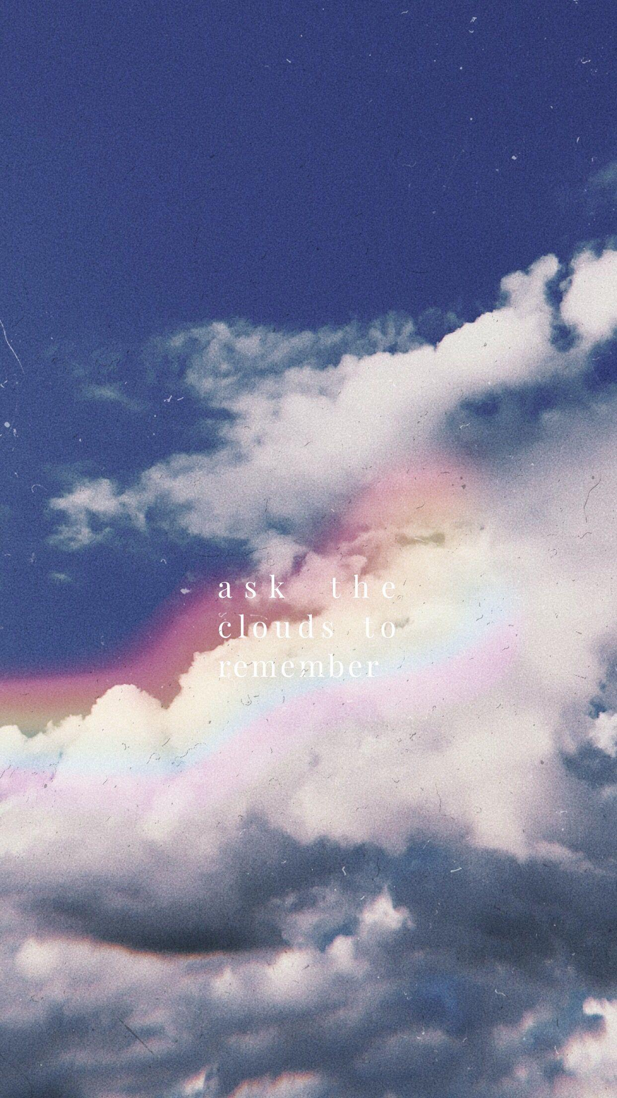 Clouds Aesthetic Wallpapers