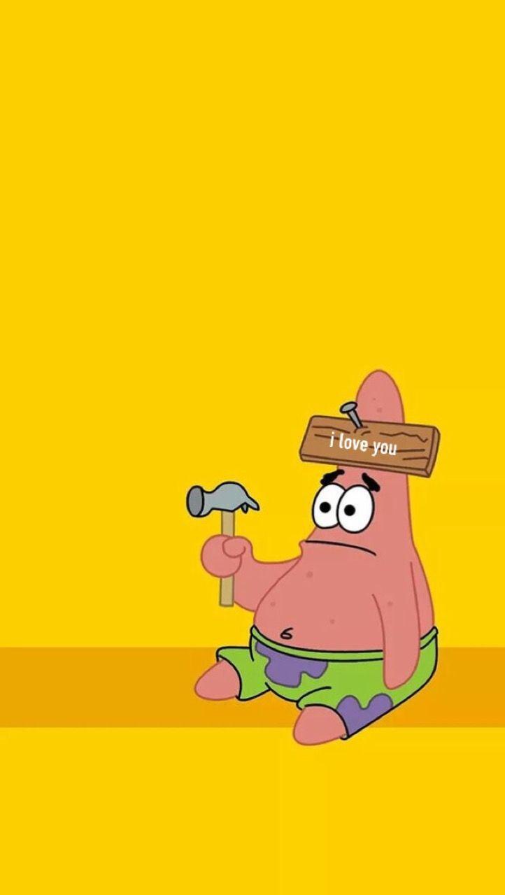 Spongebob And Patrick Aesthetic Wallpapers Wallpaper Cave