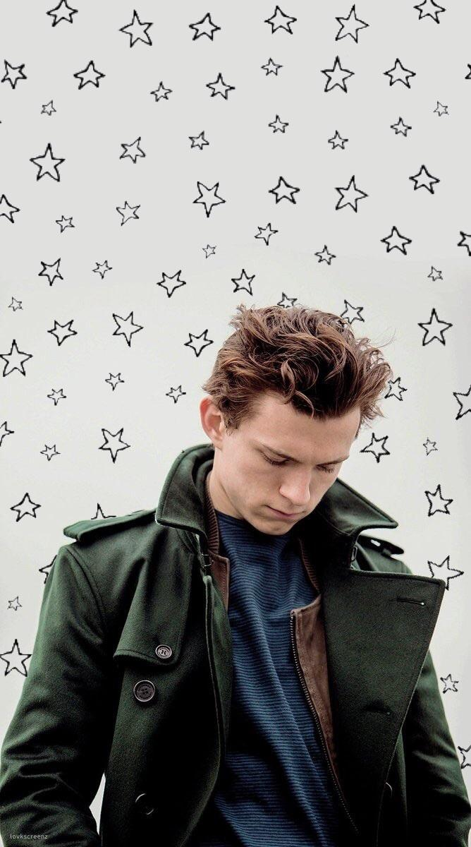 tom holland phone wallpapers uploaded by sophia