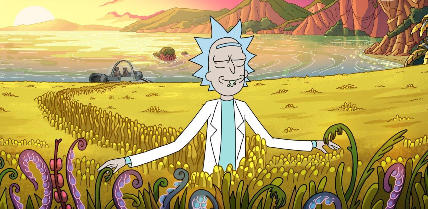Rick And Morty Season 4 Hd Wallpapers Wallpaper Cave