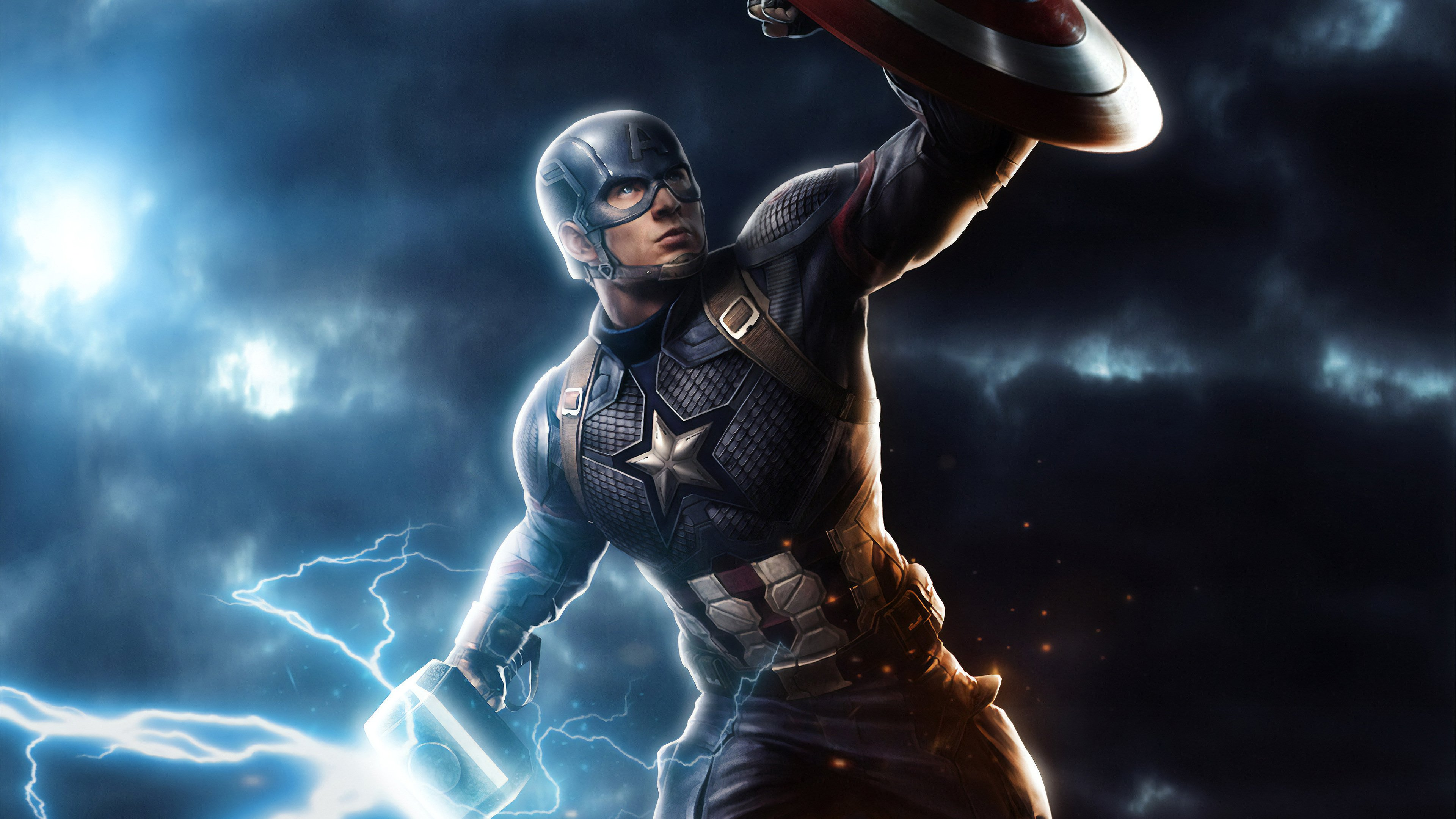 Hd Wallpapers For Pc Captain America