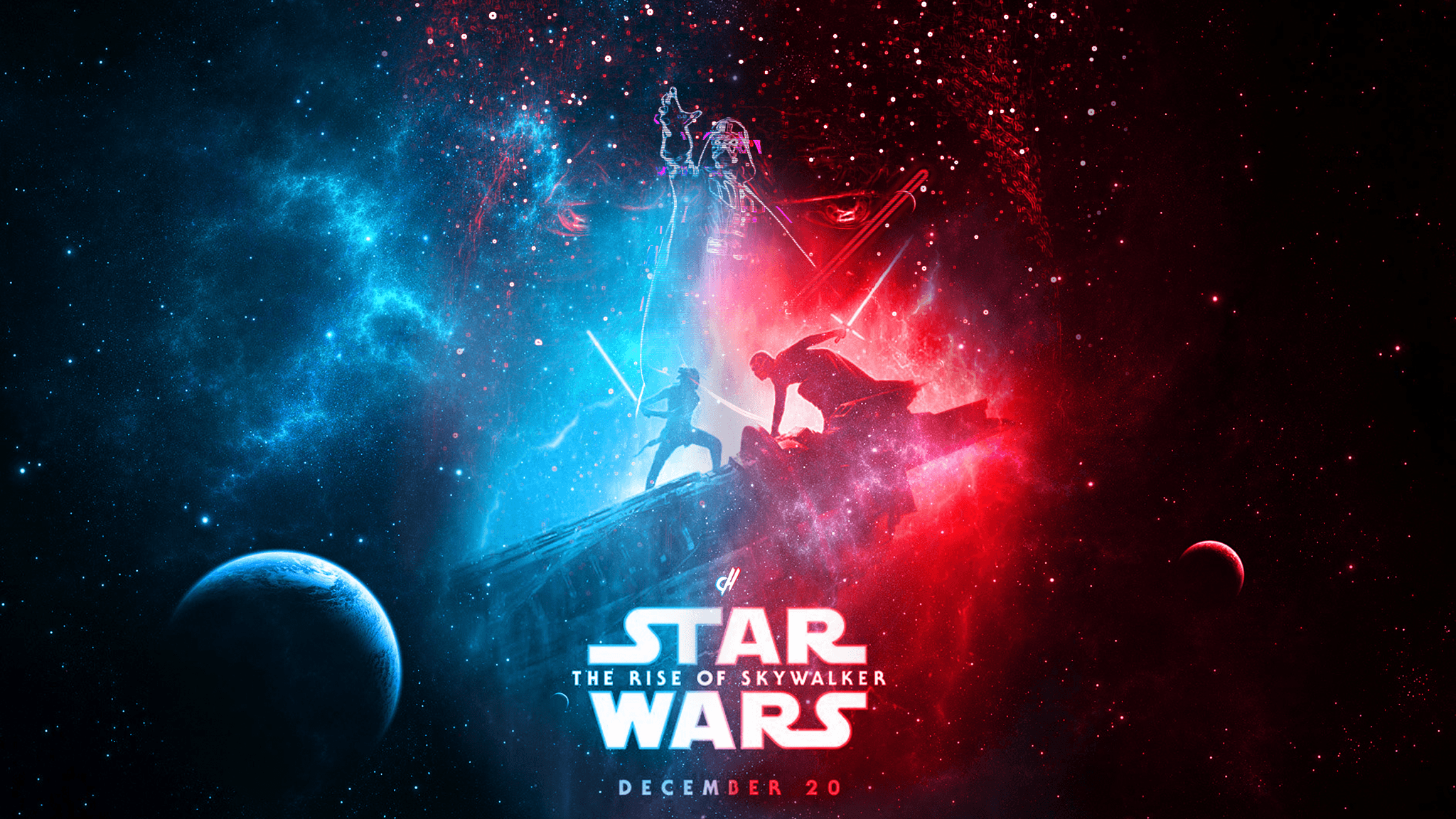 Rise Of Skywalker Desktop Wallpapers Wallpaper Cave