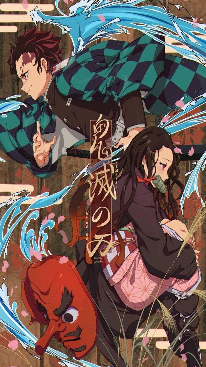 Kimetsu No Yaiba HD iPhone Wallpapers - Wallpaper Cave