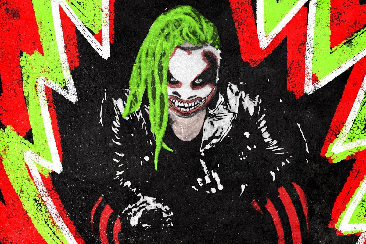 WWE Fiend Wallpapers - Wallpaper Cave