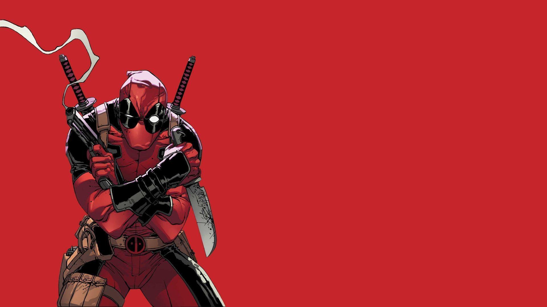 Deadpool Pc Wallpapers Wallpaper Cave