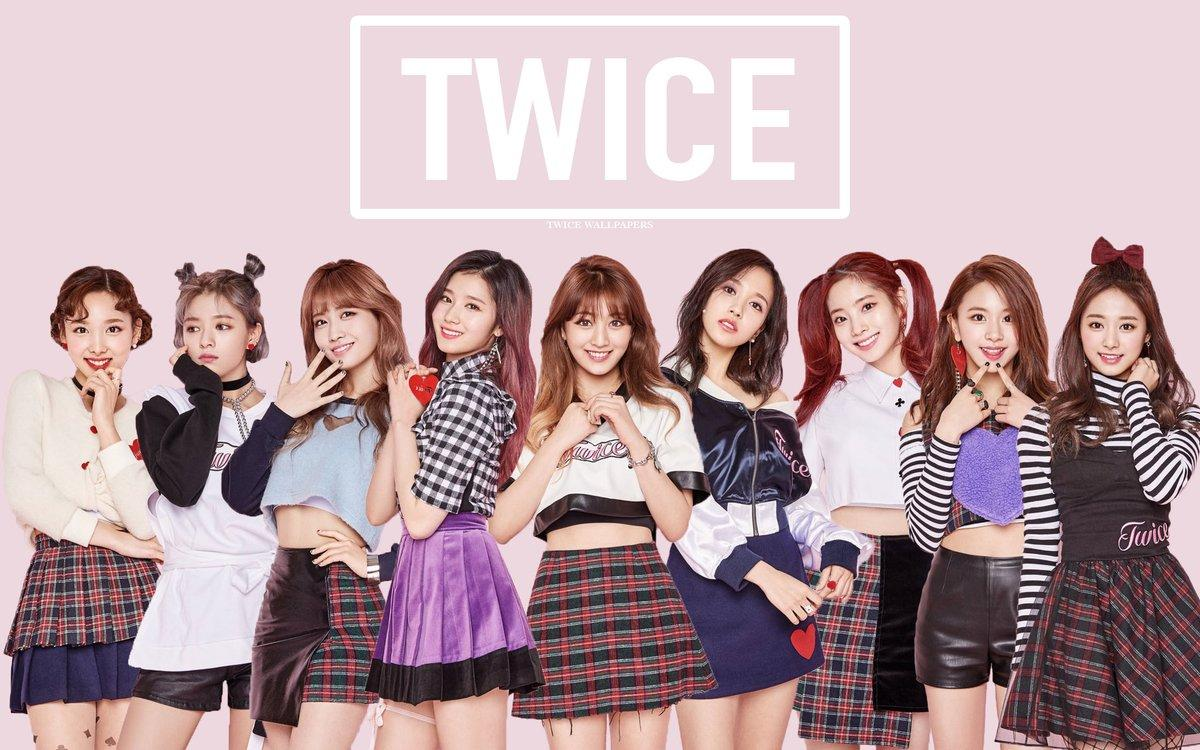 Twice Hd Desktop Wallpapers Wallpaper Cave