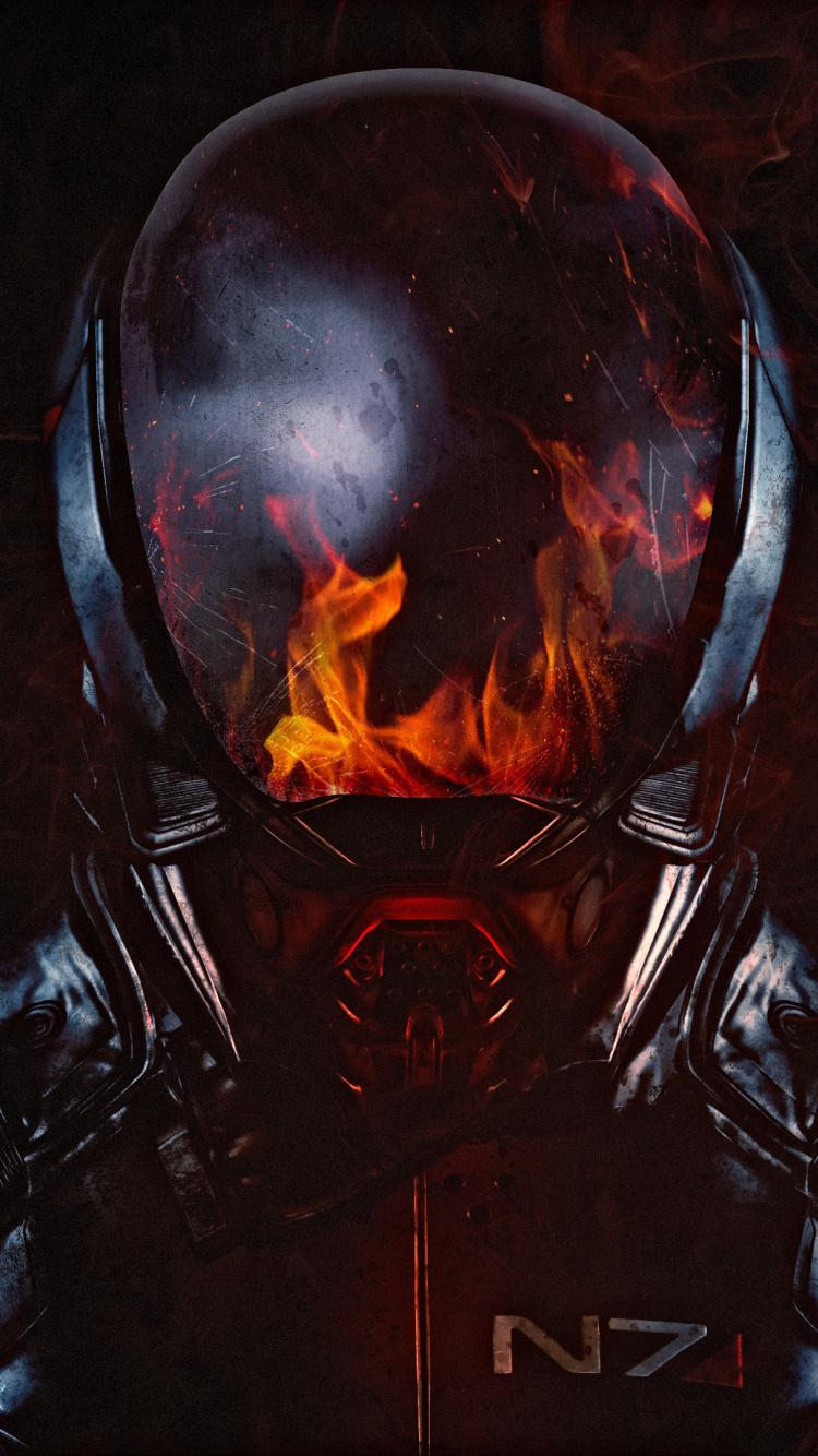 Mass Effect iPhone Wallpapers - Wallpaper Cave