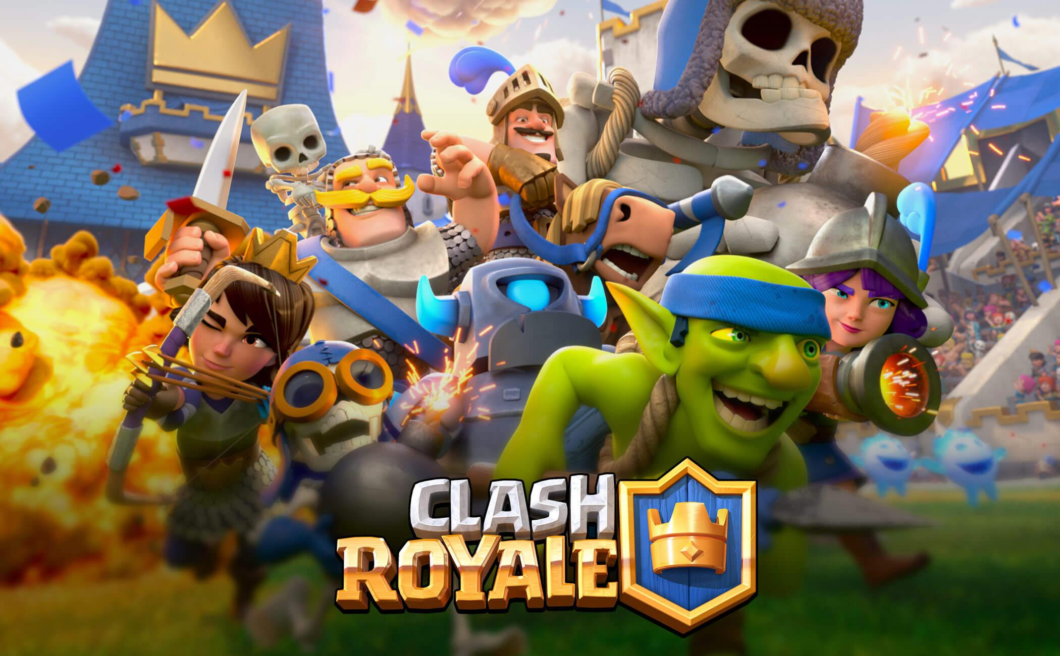Clash Royale Wallpapers HD and 4K Photos Pictures Clash
