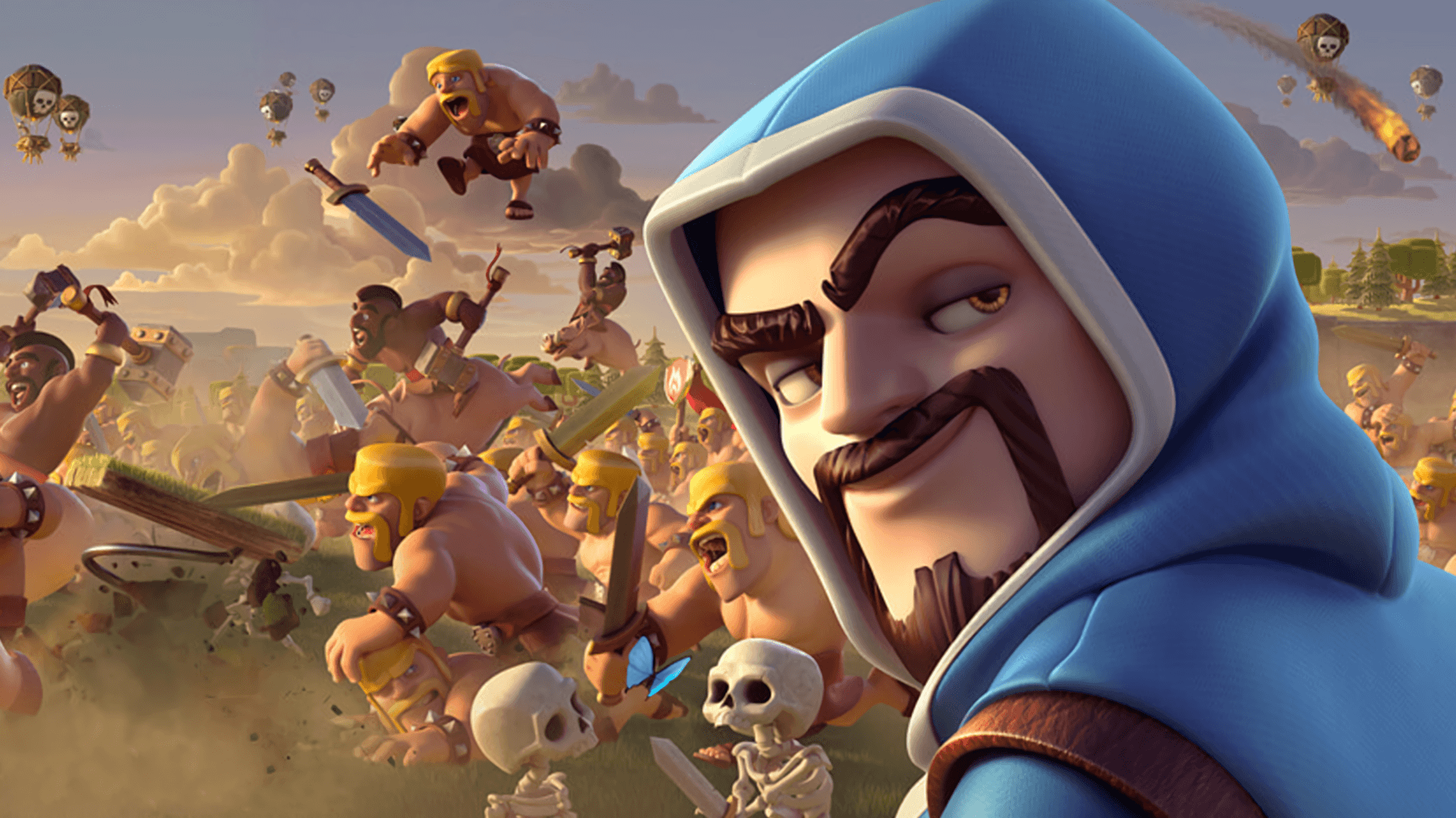 Clash Of Clans Wallpapers, Pictures, Image