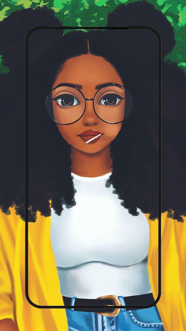 Pretty Black Girls Wallpapers