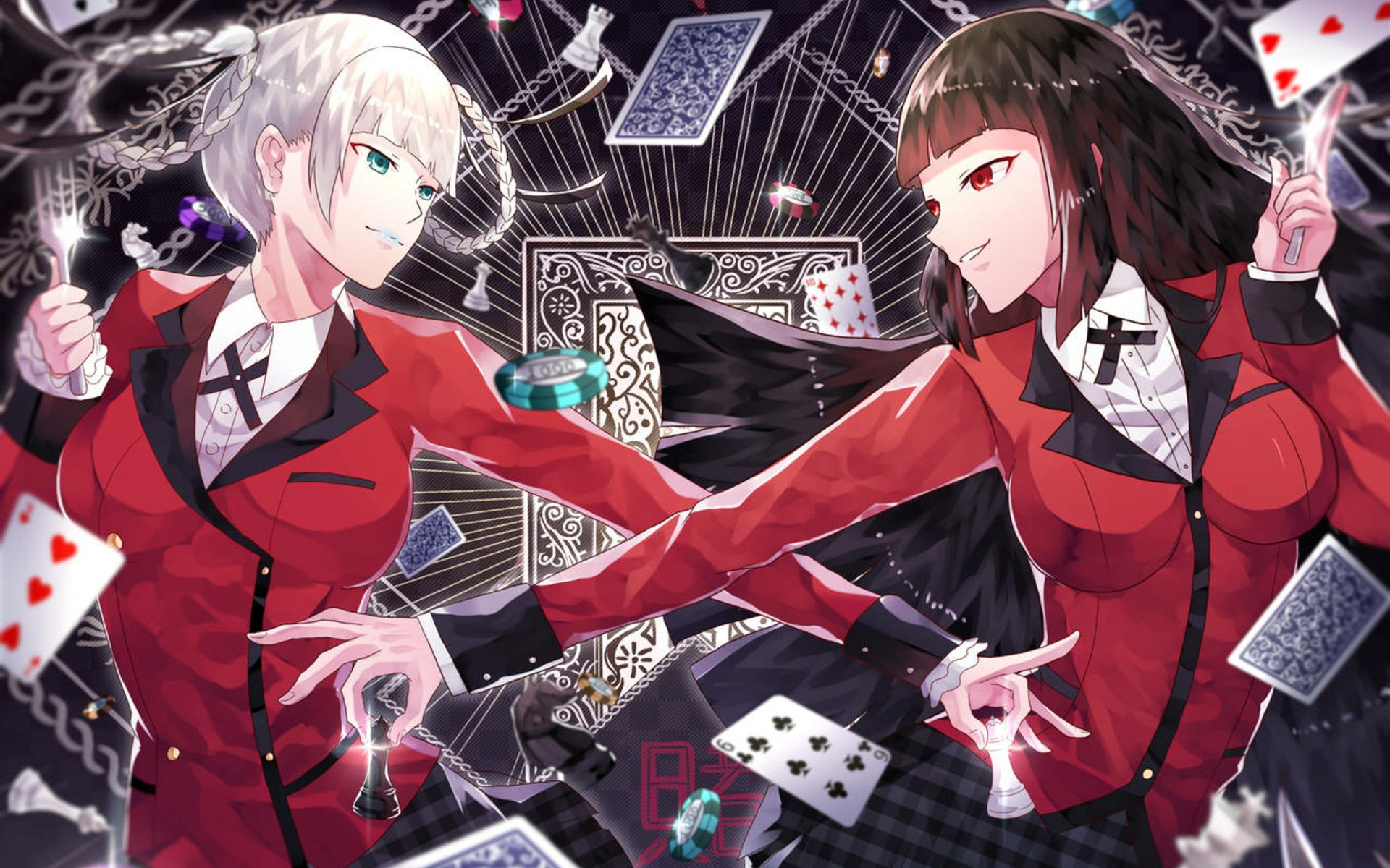 Kakegurui Background 9