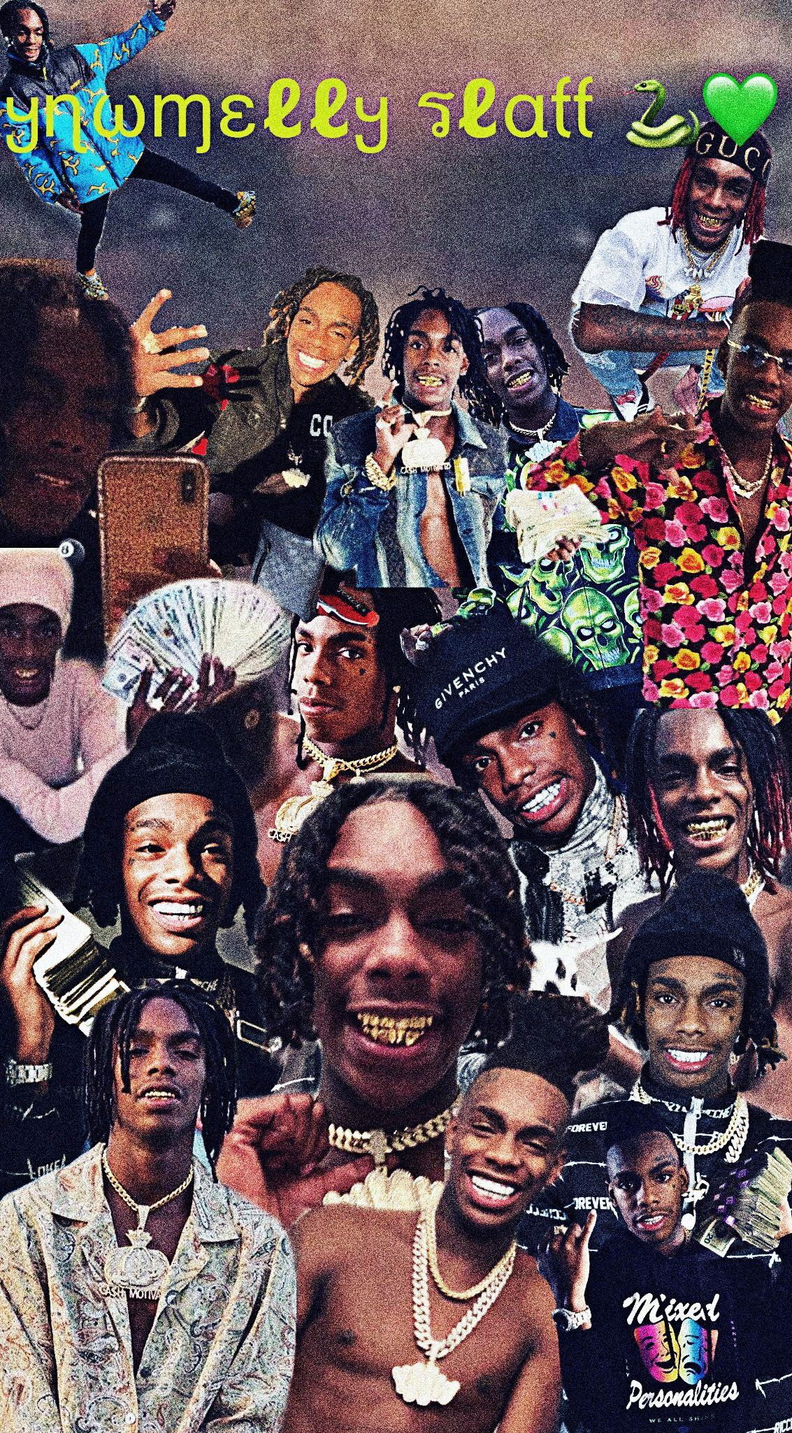 Ynw Melly And Juice Wrld Wallpapers Wallpaper Cave