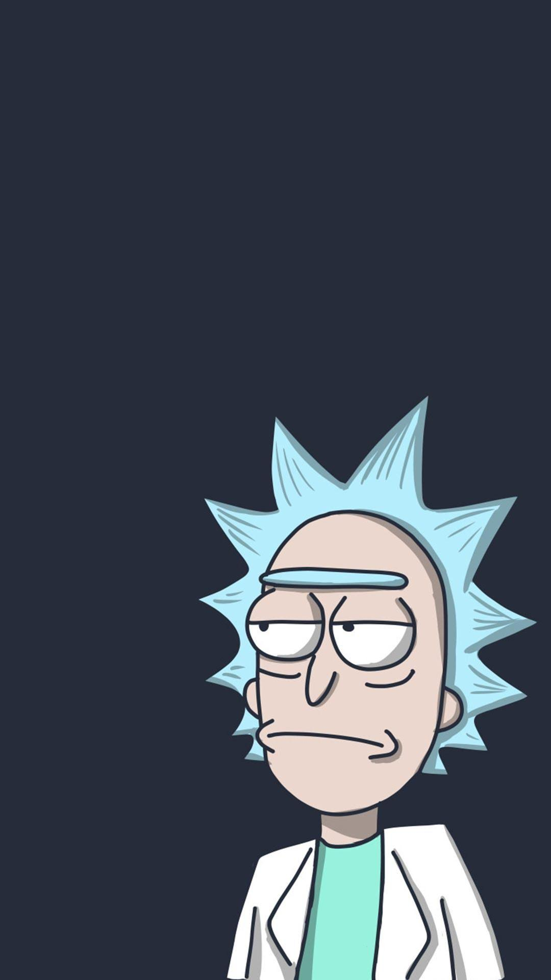 Rick And Morty Quotes iPhone Wallpapers   Wallpaper Cave