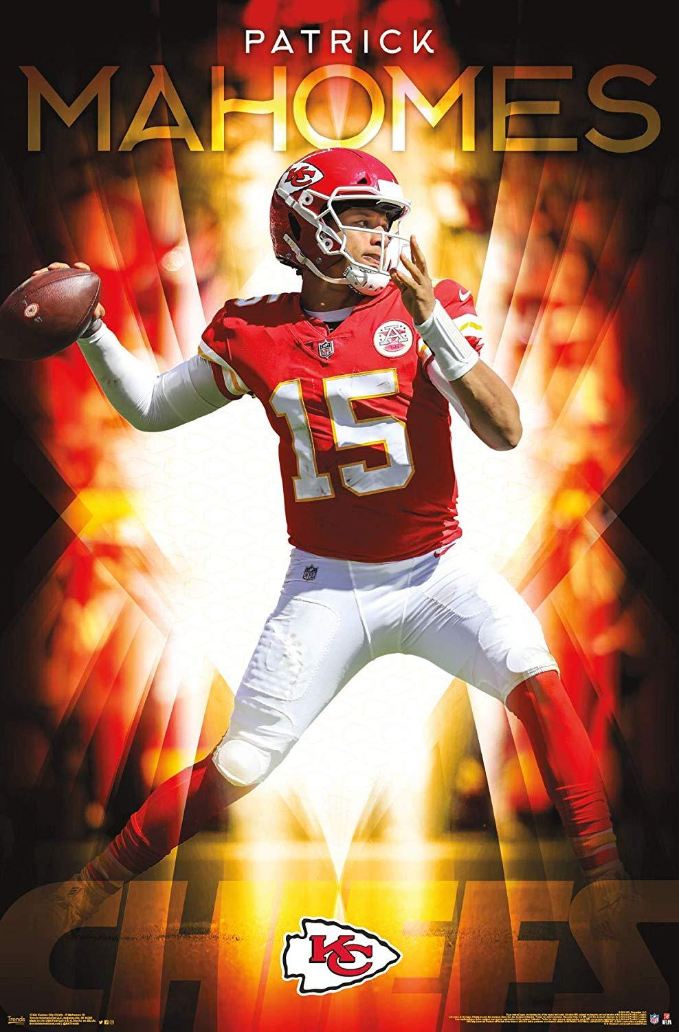 Patrick Mahomes Iphone Wallpapers Wallpaper Cave