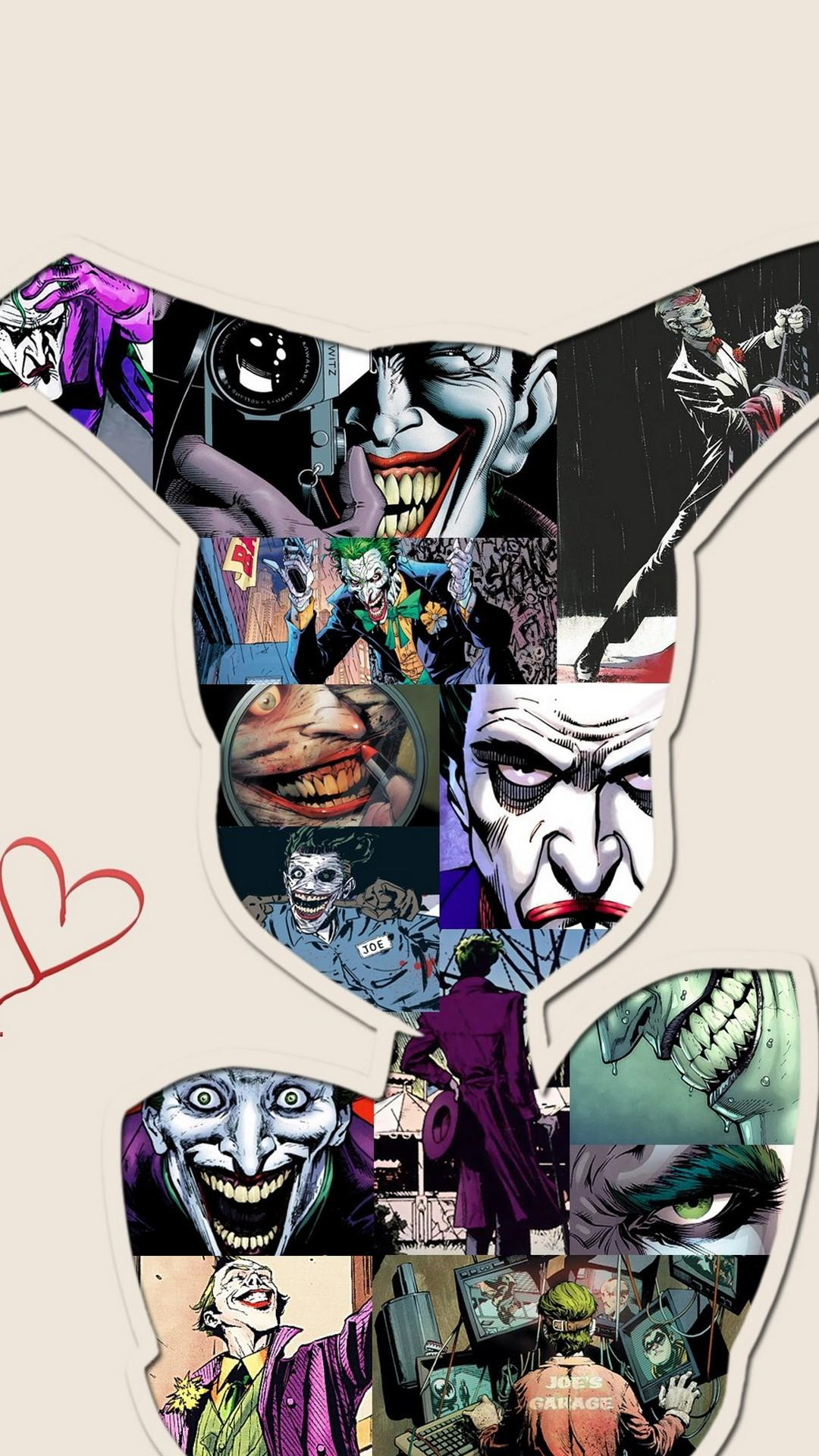Harley Quinn and Joker Android Wallpapers